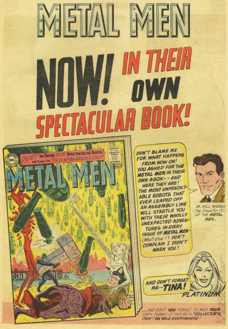 Read online Aquaman (1962) comic -  Issue #9 - 11