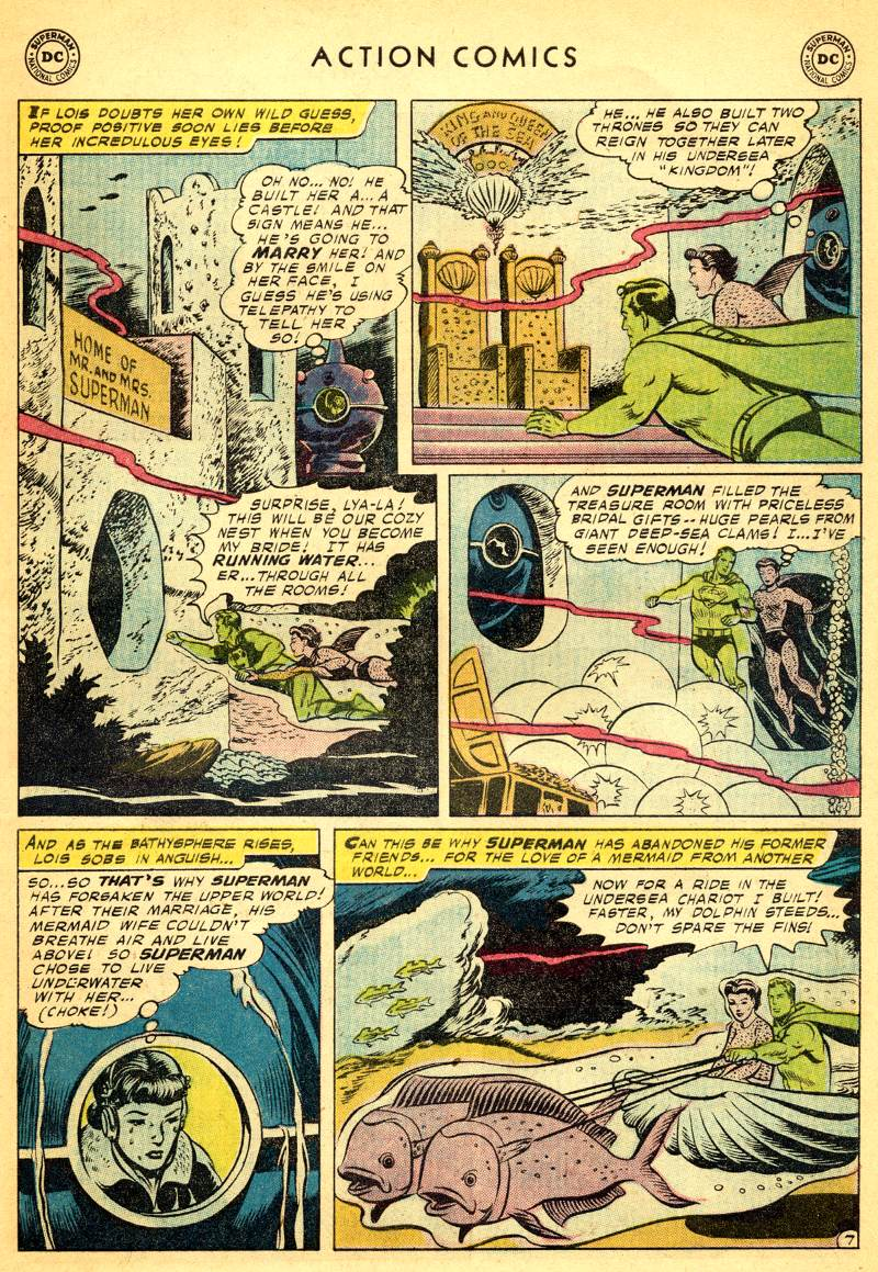 Read online Action Comics (1938) comic -  Issue #244 - 9