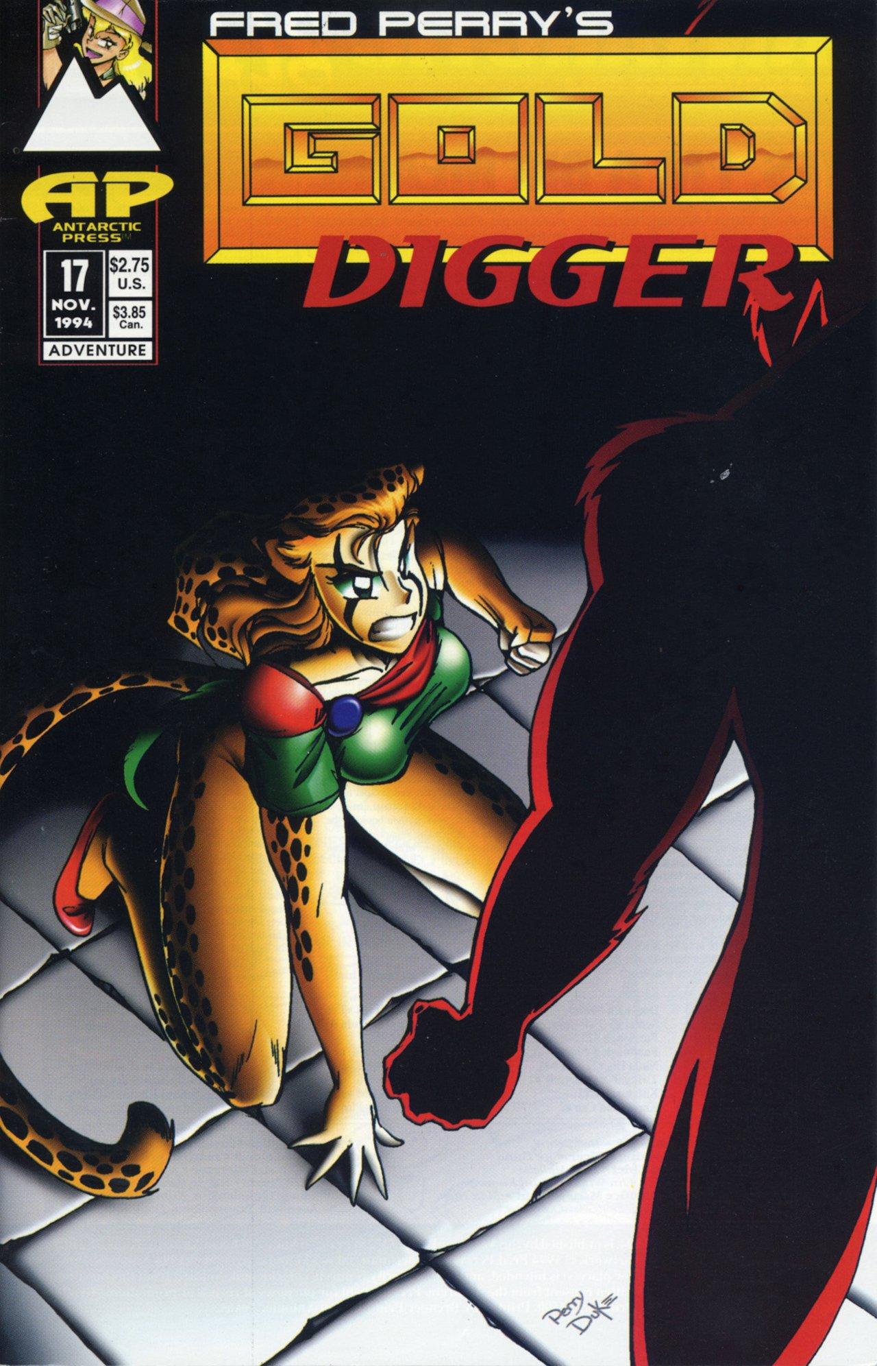 Gold Digger (1993) 17 Page 1