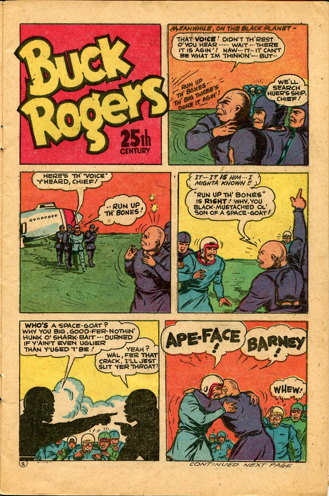 Read online Famous Funnies comic -  Issue #136 - 5