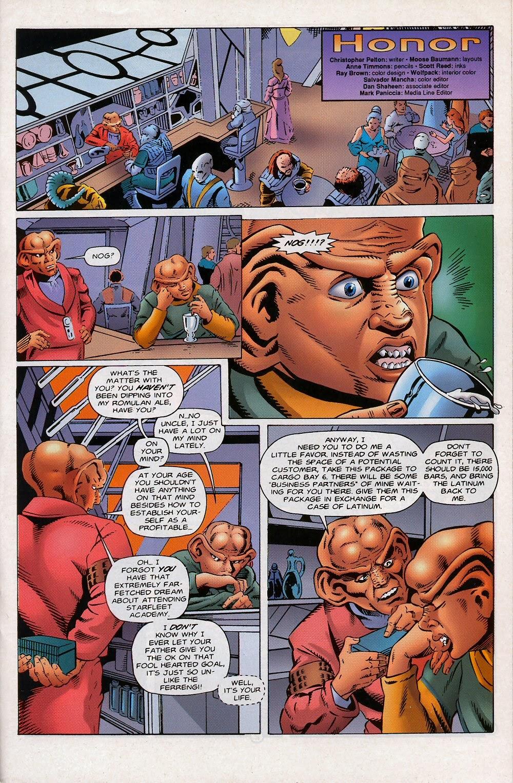 Read online Star Trek: Deep Space Nine (1993) comic -  Issue # _Special 1 - 36