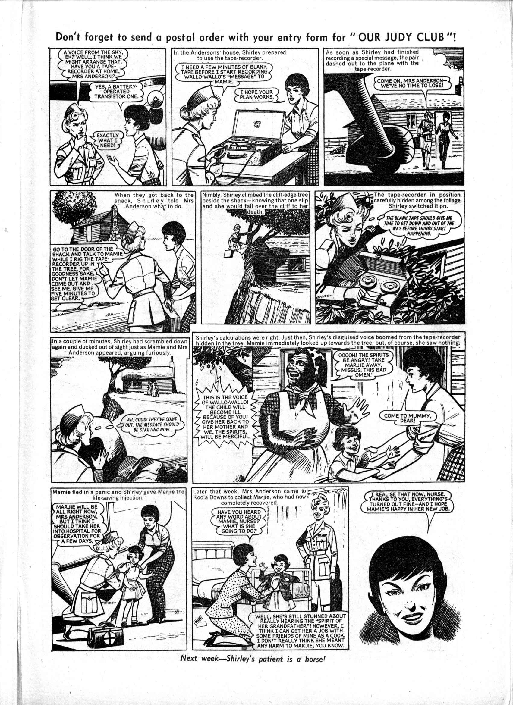 Read online Judy comic -  Issue #158 - 11
