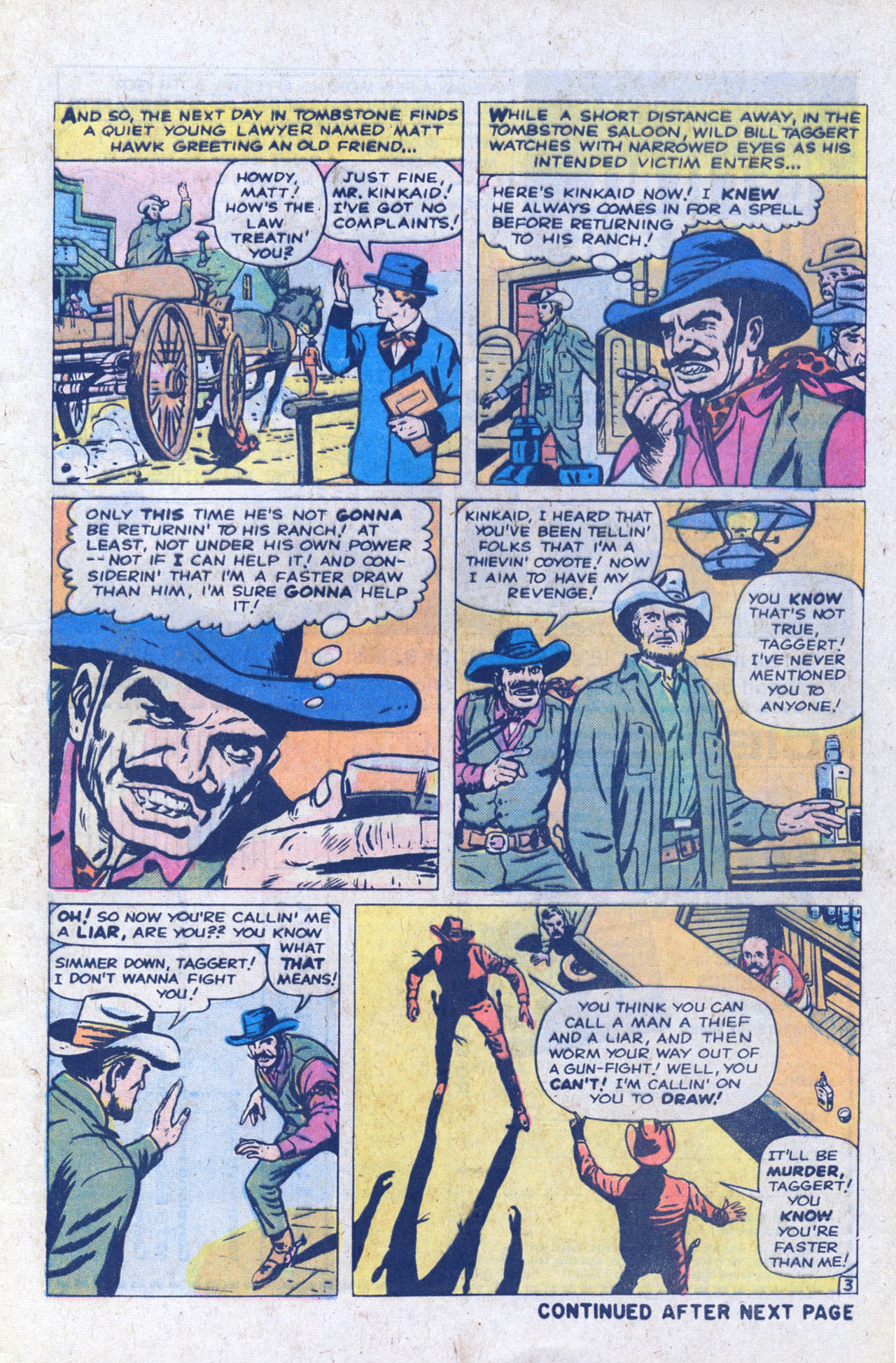 Read online Two-Gun Kid comic -  Issue #121 - 5