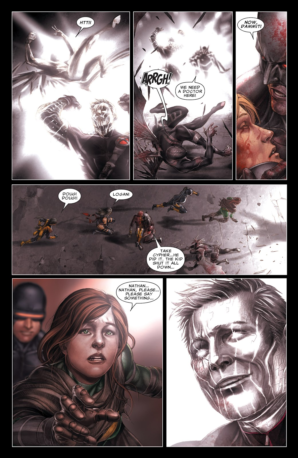 Read online X-Men: Second Coming comic -  Issue # _TPB (Part 3) - 100