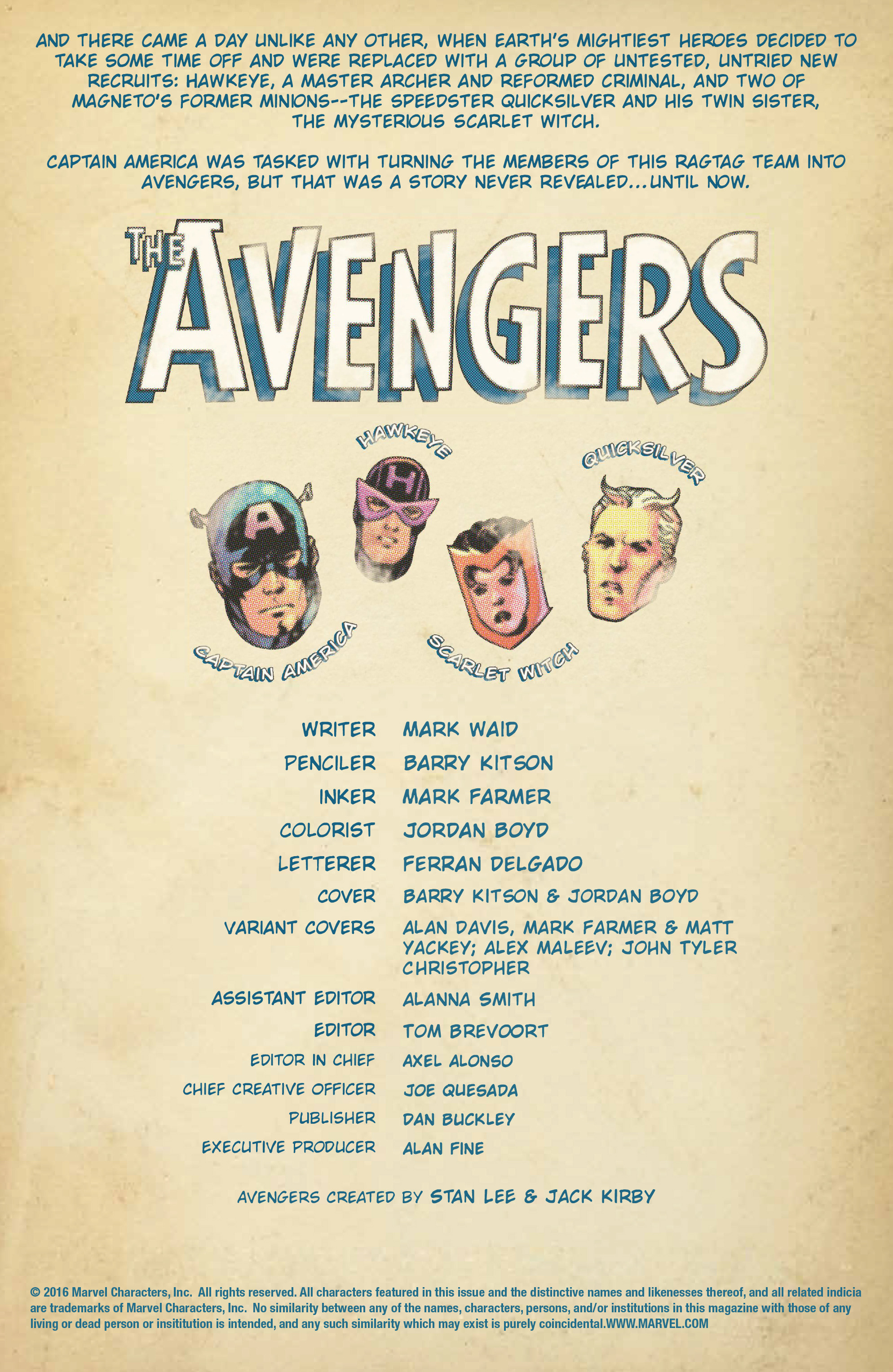 Read online Avengers (2016) comic -  Issue #1.1 - 9