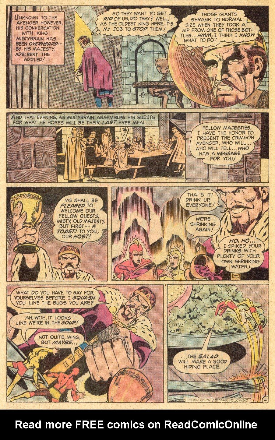 Read online Adventure Comics (1938) comic -  Issue #440 - 22