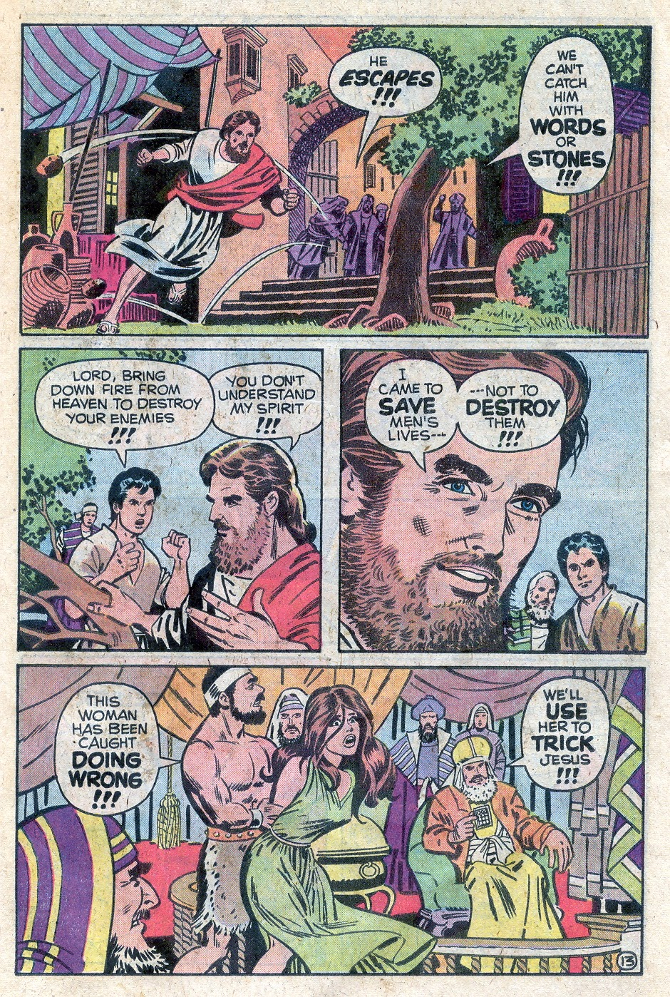 Jesus issue Full - Page 15