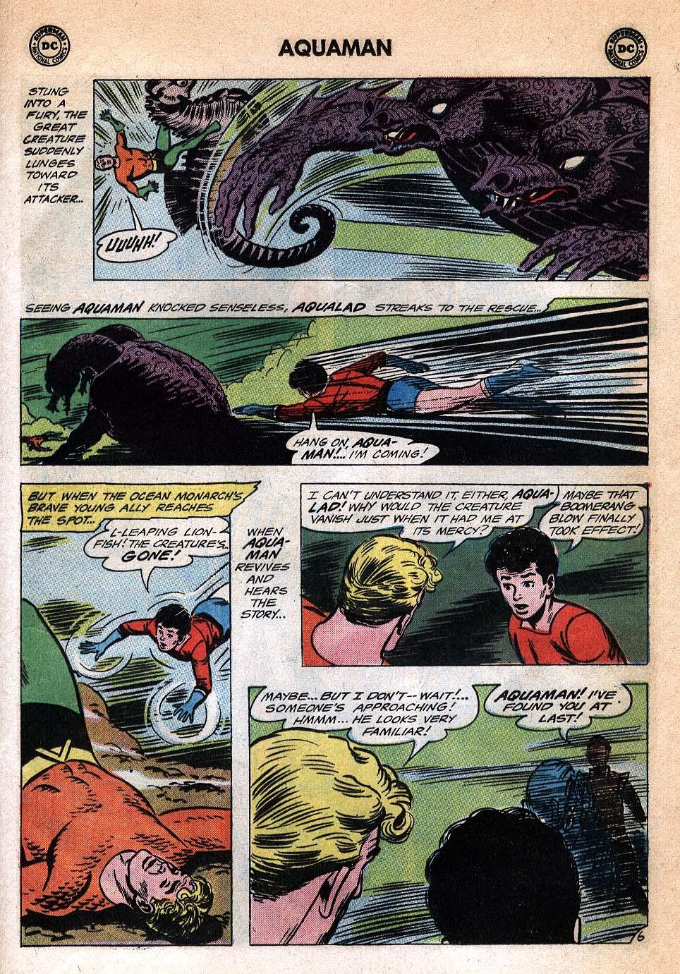 Read online Aquaman (1962) comic -  Issue #20 - 9
