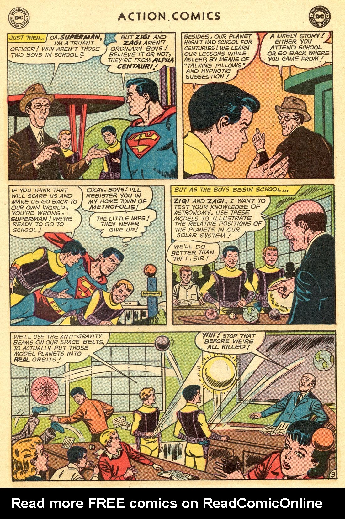 Read online Action Comics (1938) comic -  Issue #315 - 13