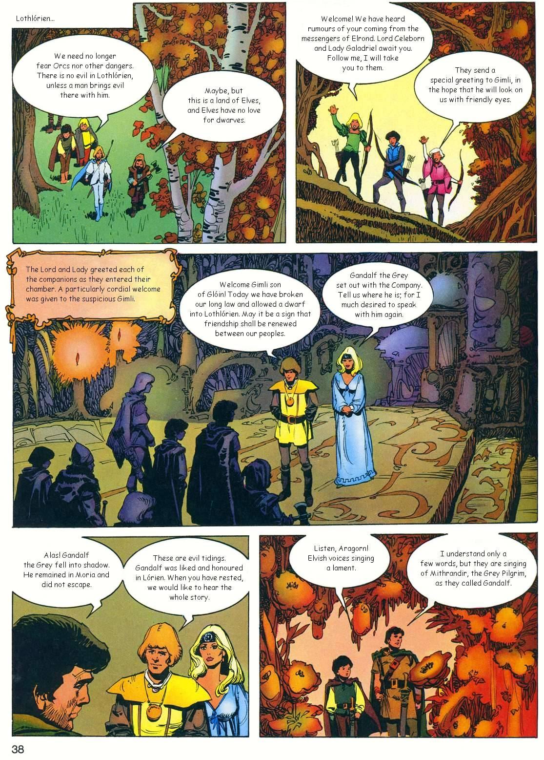 El Señor de los Anillos issue 2 - Page 34