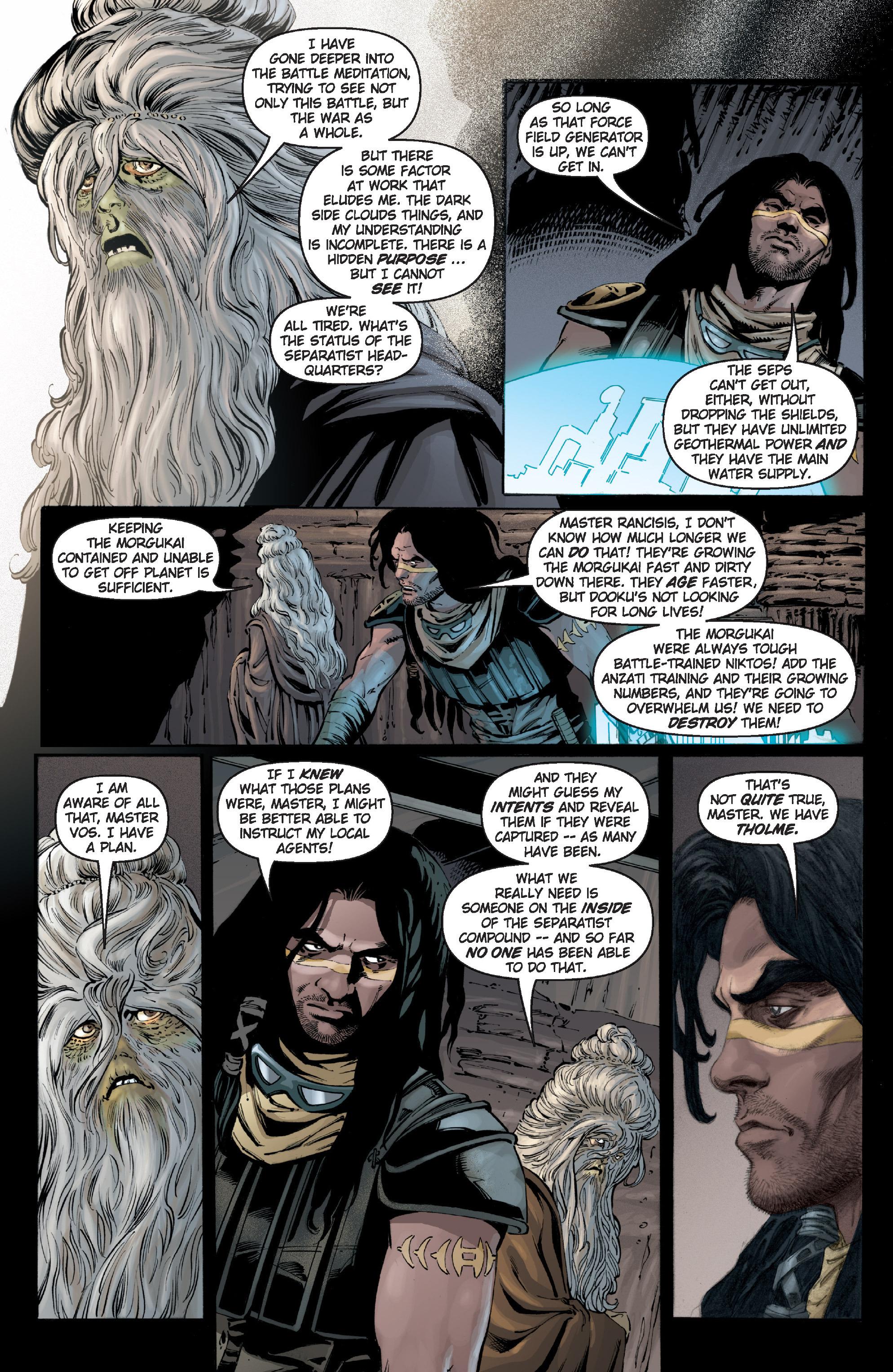 Read online Star Wars Omnibus comic -  Issue # Vol. 26 - 272