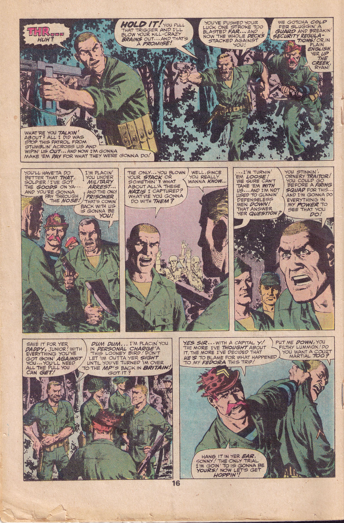 Read online Sgt. Fury comic -  Issue #140 - 18
