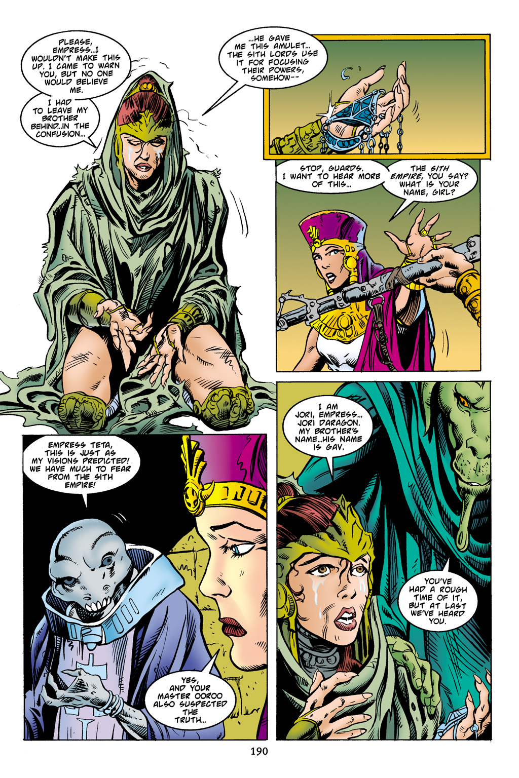 Read online Star Wars Omnibus comic -  Issue # Vol. 4 - 184