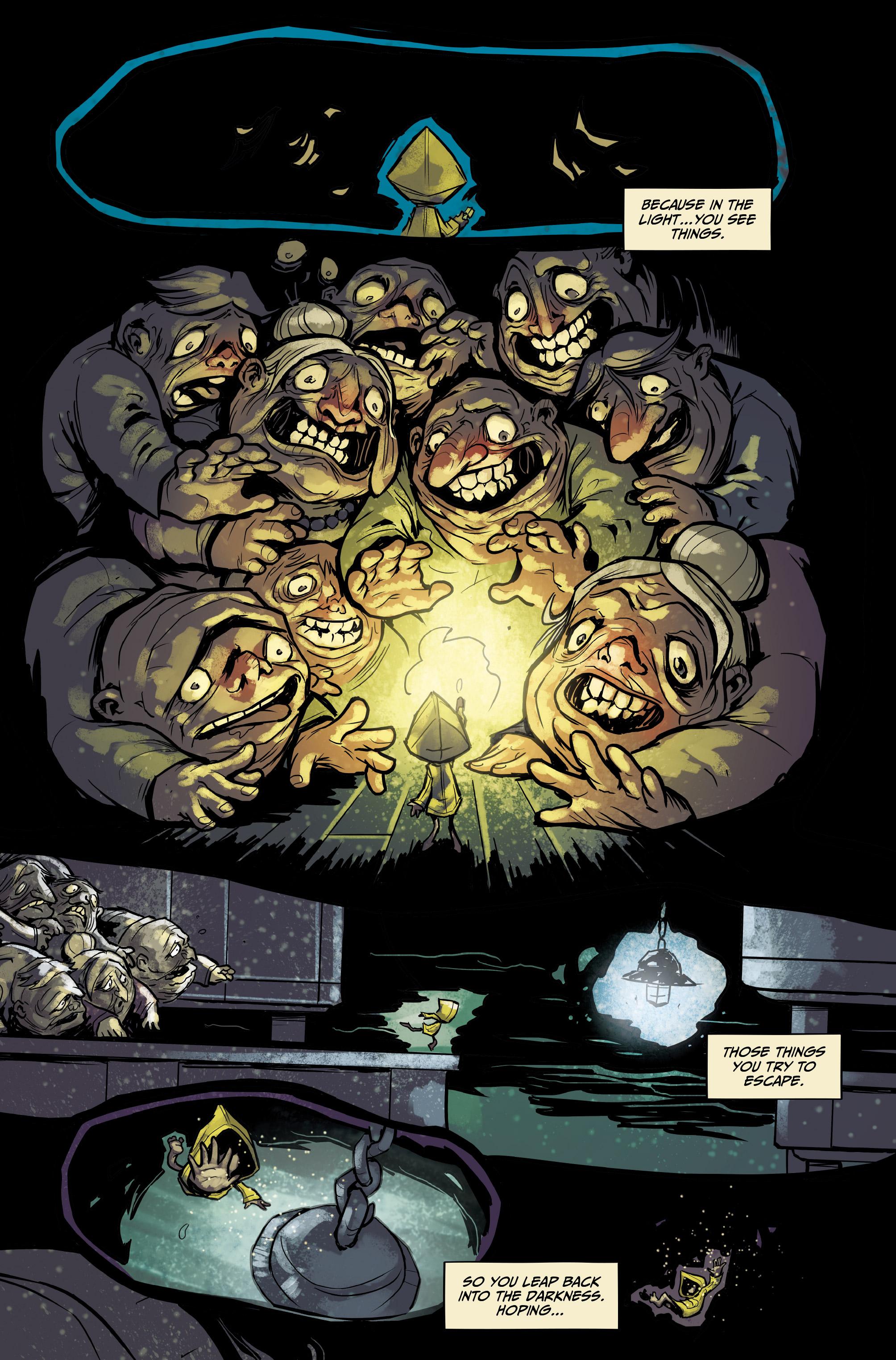 Read online Little Nightmares comic -  Issue #1 - 10