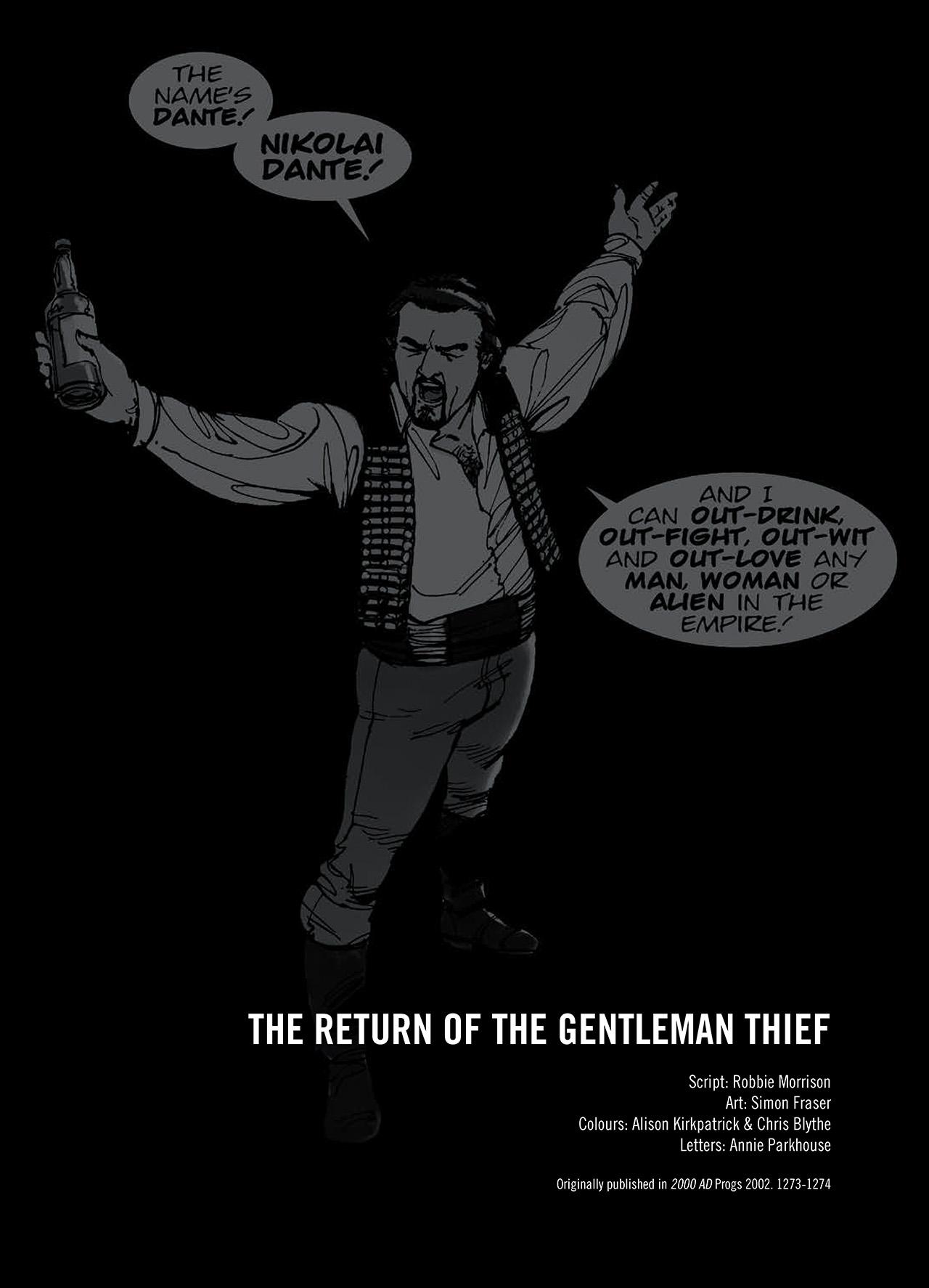 Read online Nikolai Dante comic -  Issue # TPB 6 - 6