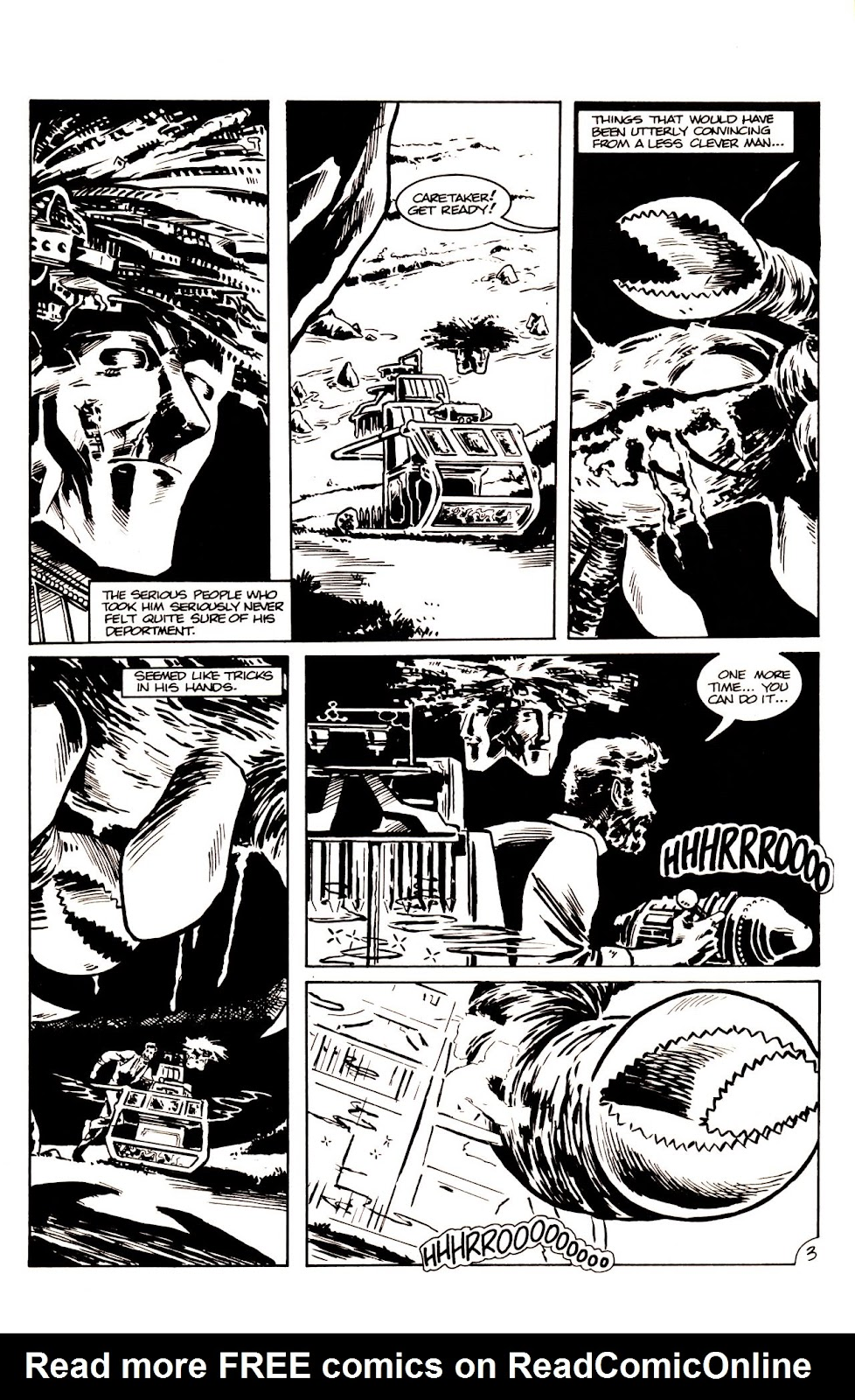 The Time Machine issue 1 - Page 5