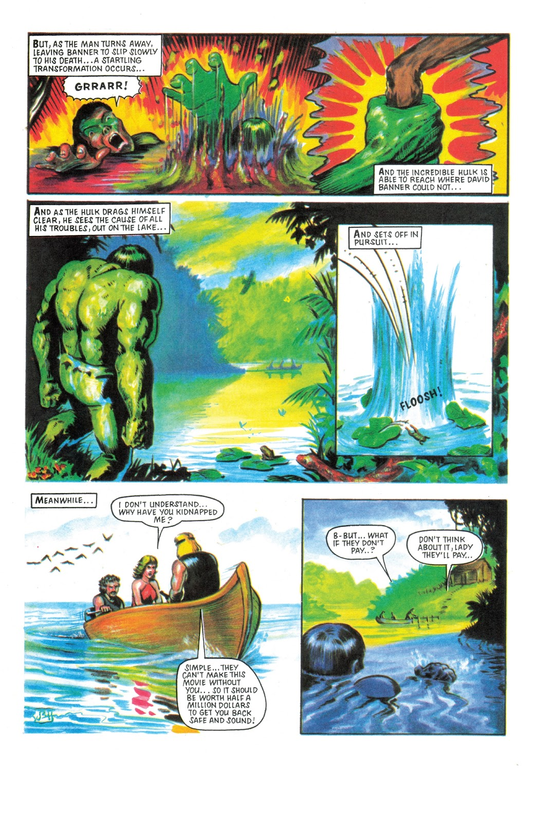 Read online Hulk: From The Marvel UK Vaults comic -  Issue # TPB (Part 2) - 14