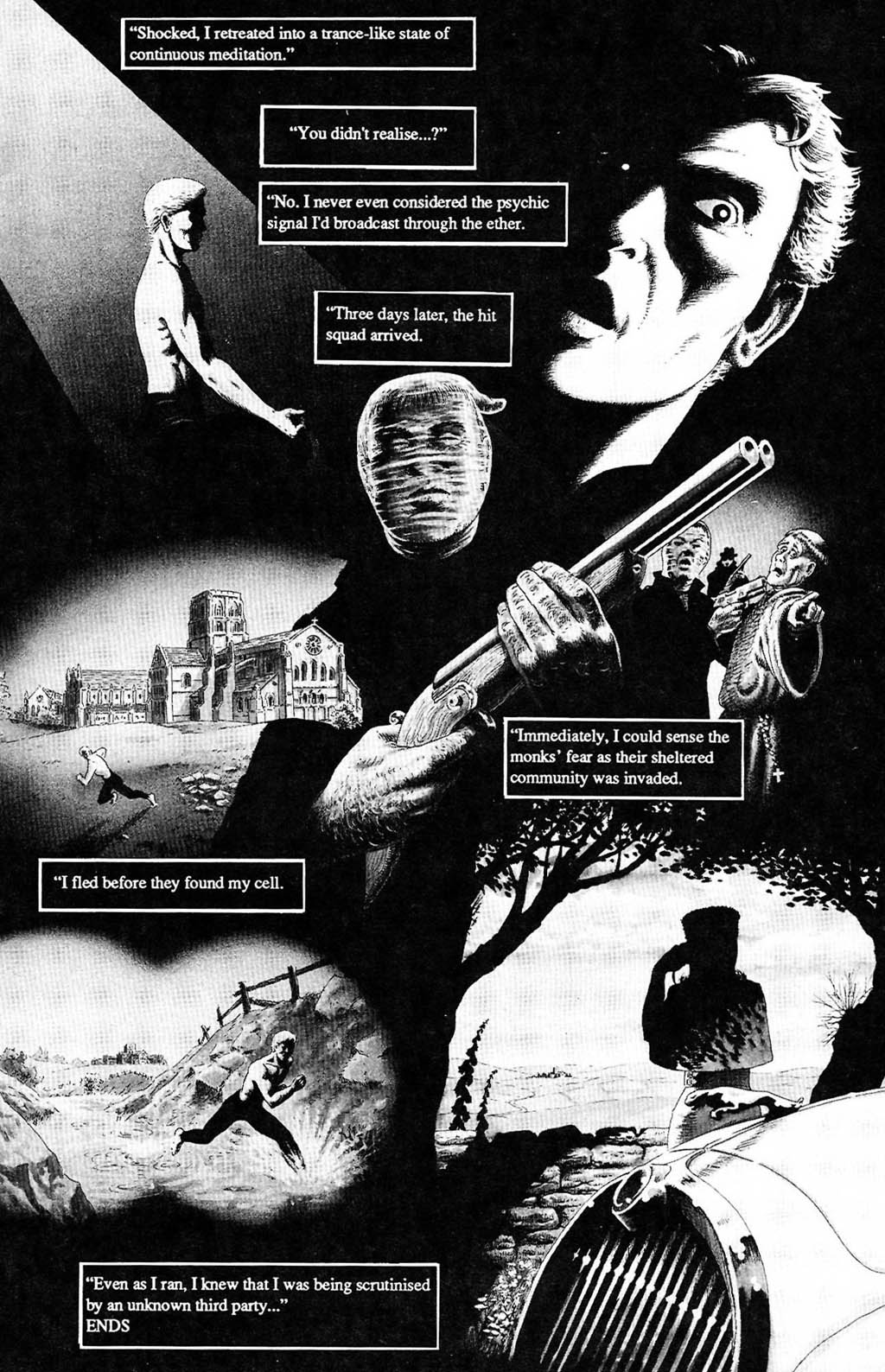 Read online The Adventures of Luther Arkwright comic -  Issue #2 - 15