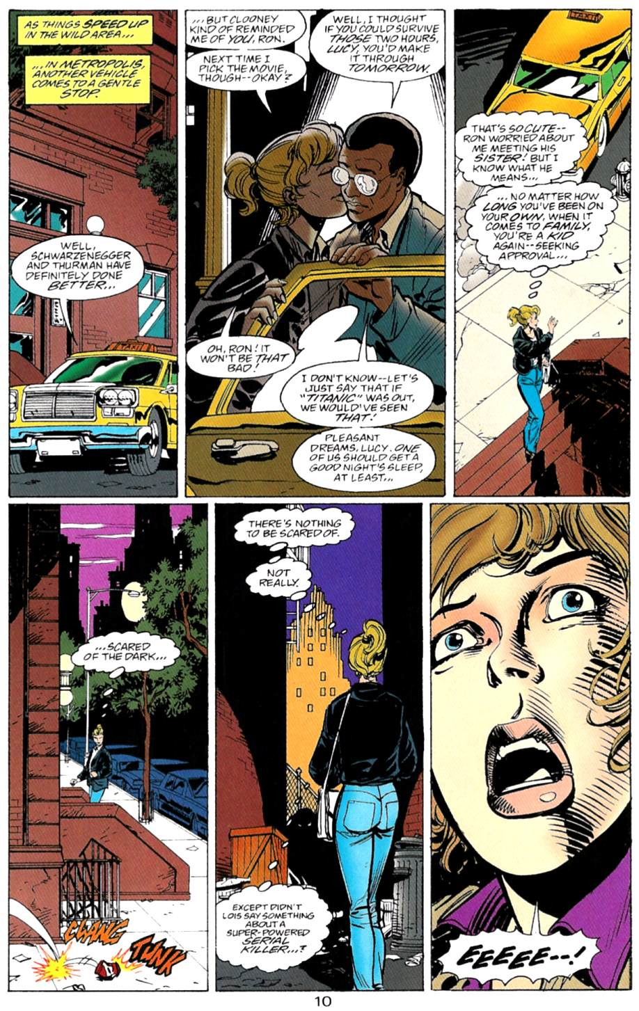 Read online Adventures of Superman (1987) comic -  Issue #553 - 11
