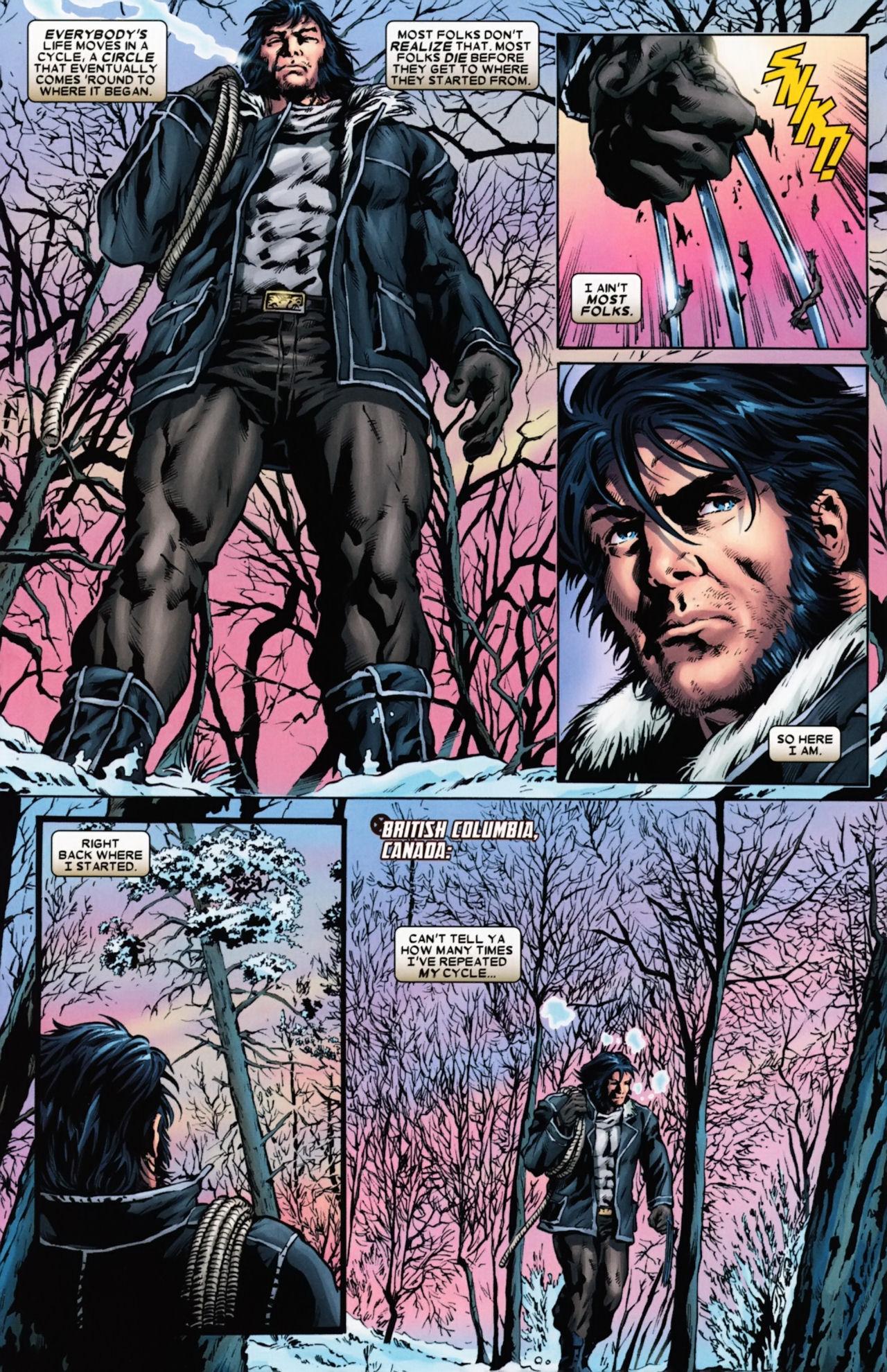 Read online Wolverine: Origins comic -  Issue #49 - 3