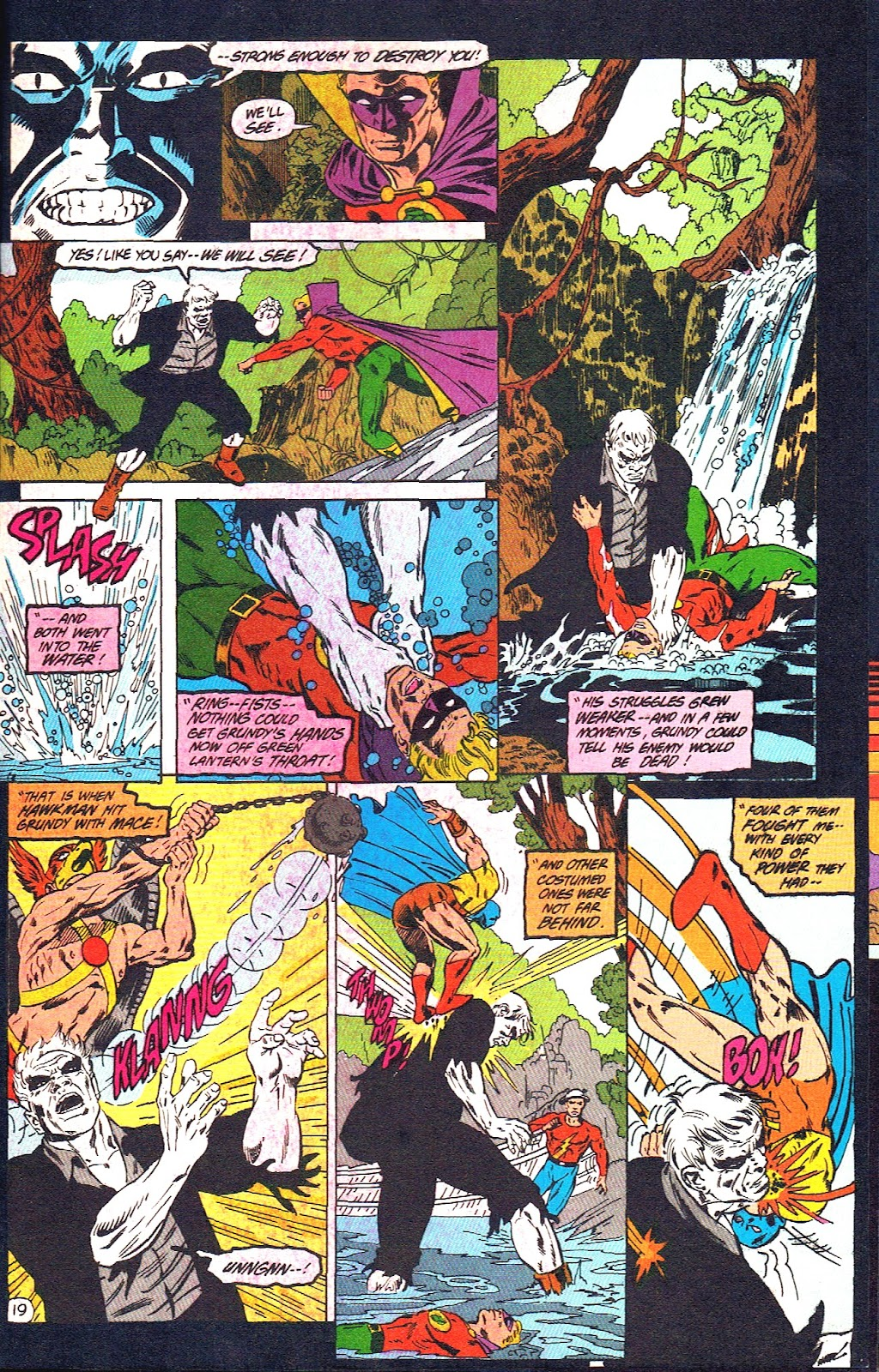 Infinity Inc. (1984) issue 39 - Page 21