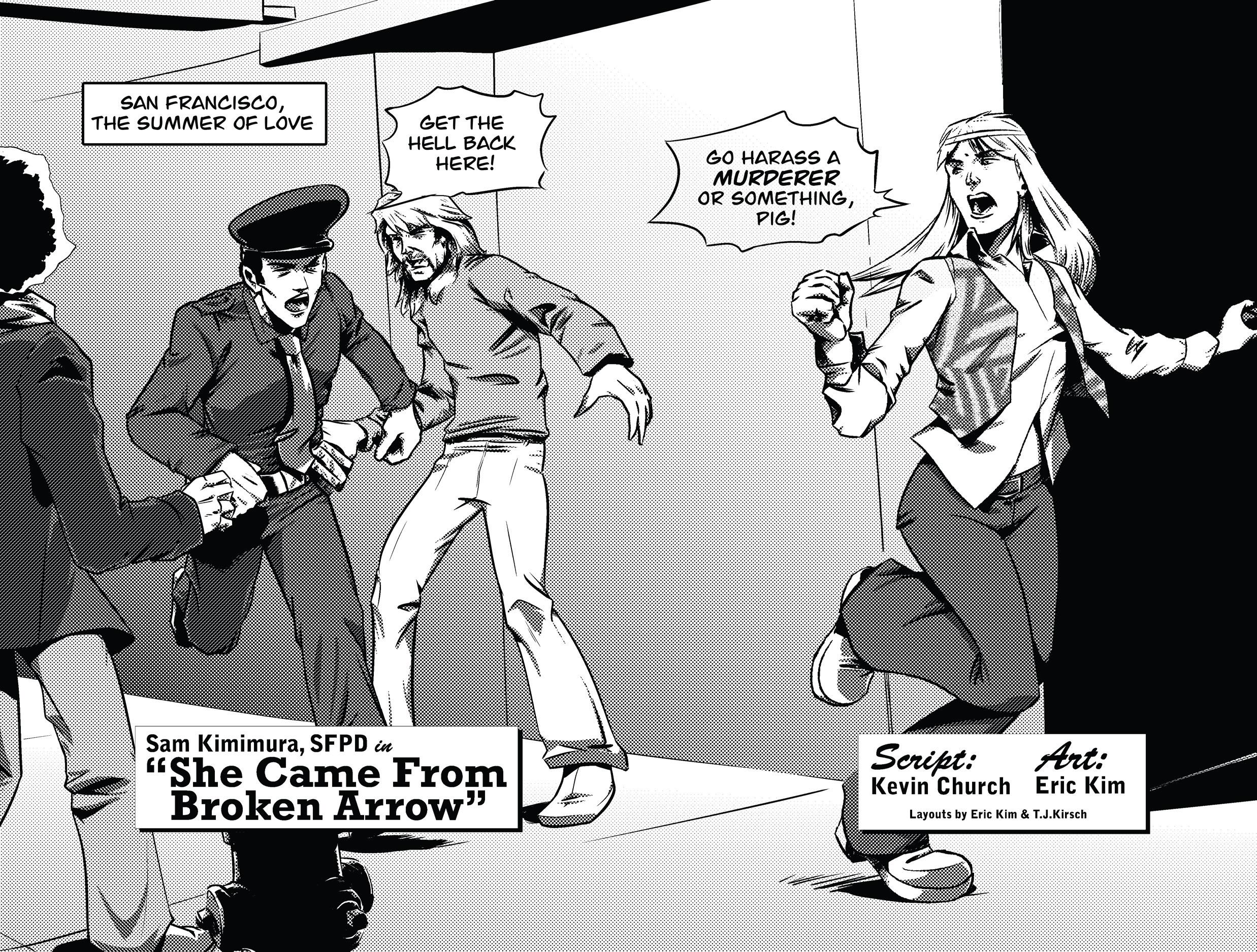 Read online She Died In Terrebonne comic -  Issue #3 - 17