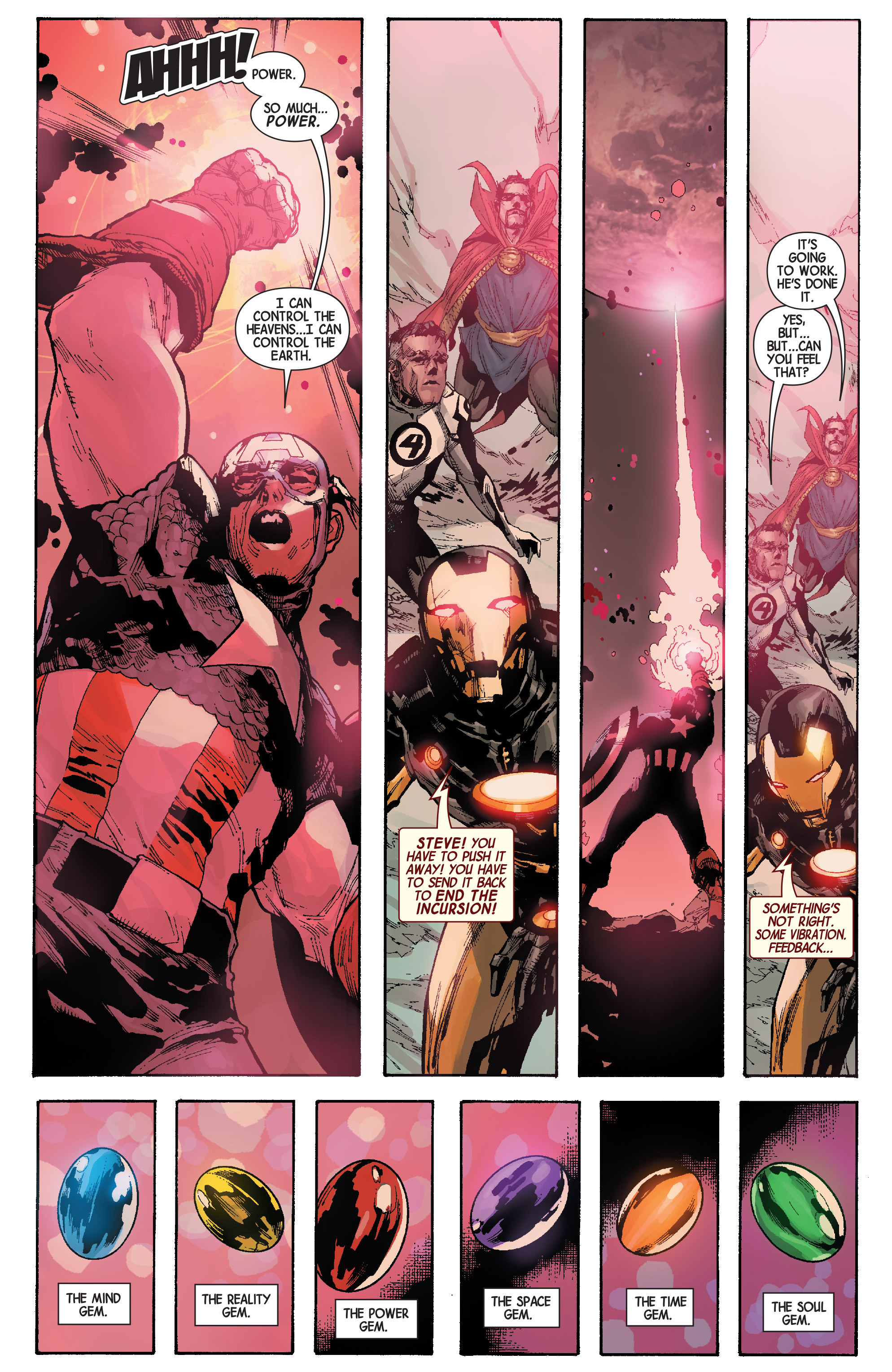 Read online Avengers (2013) comic -  Issue #Avengers (2013) _TPB 6 - 10