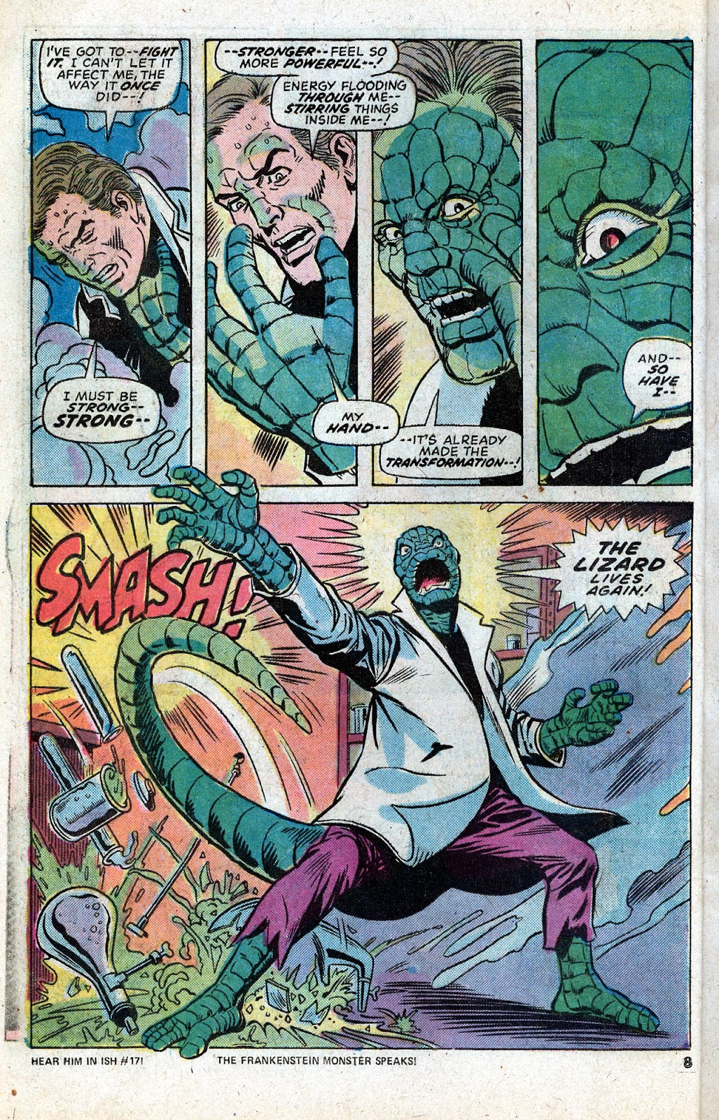 Giant-Size Spider-Man (1974) issue 5 - Page 10