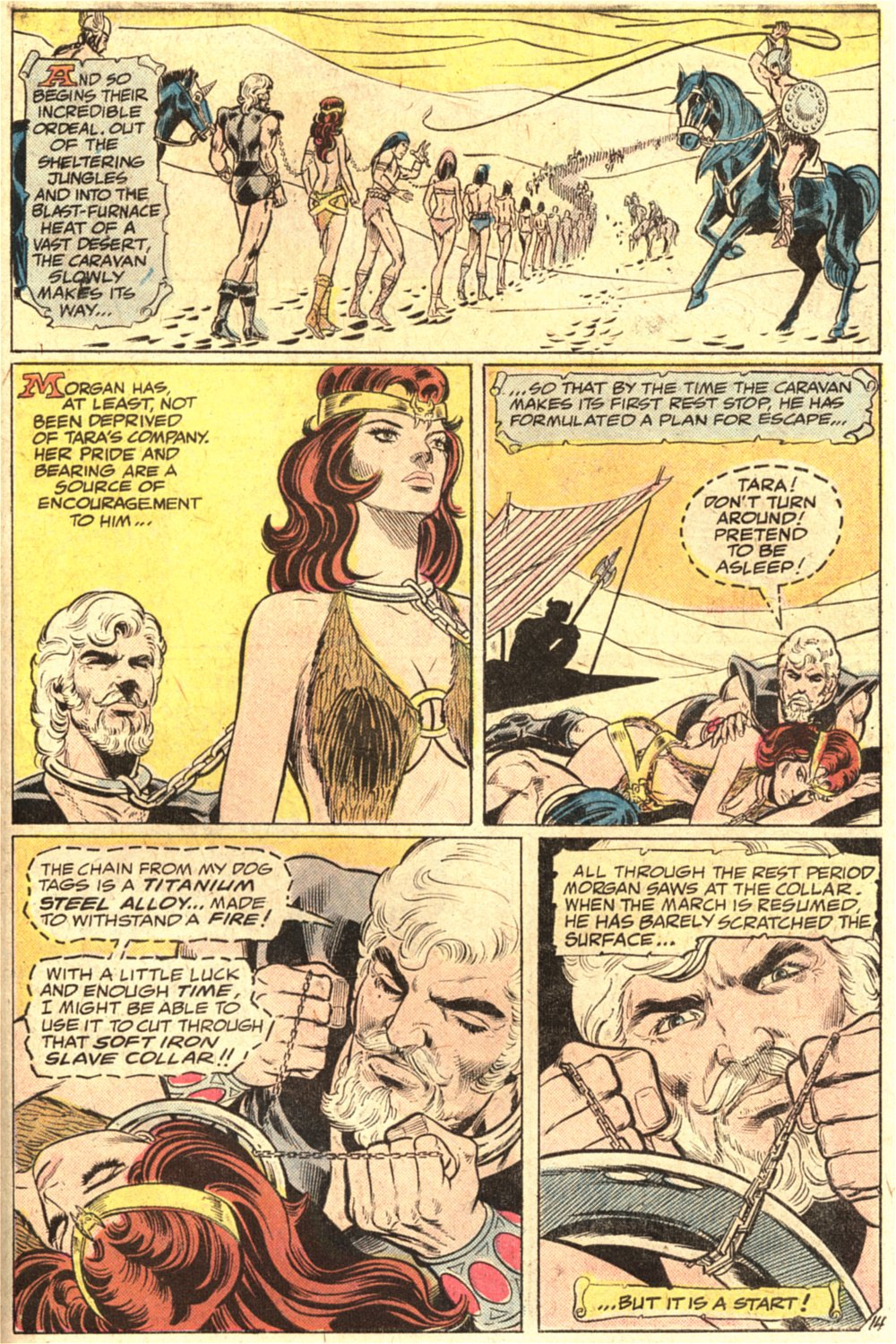 Warlord (1976) issue 1 - Page 15