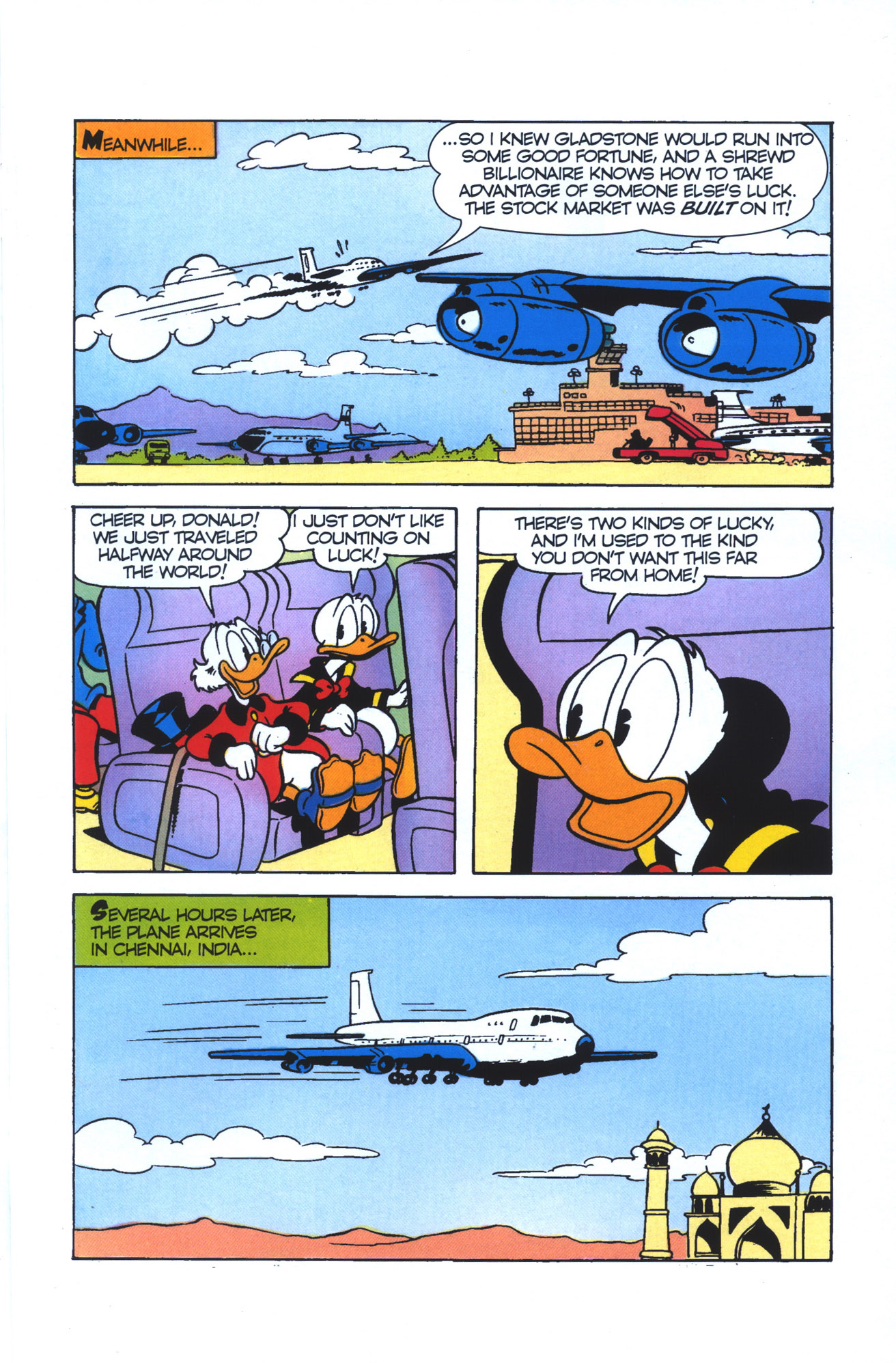 Read online Uncle Scrooge (1953) comic -  Issue #390 - 6