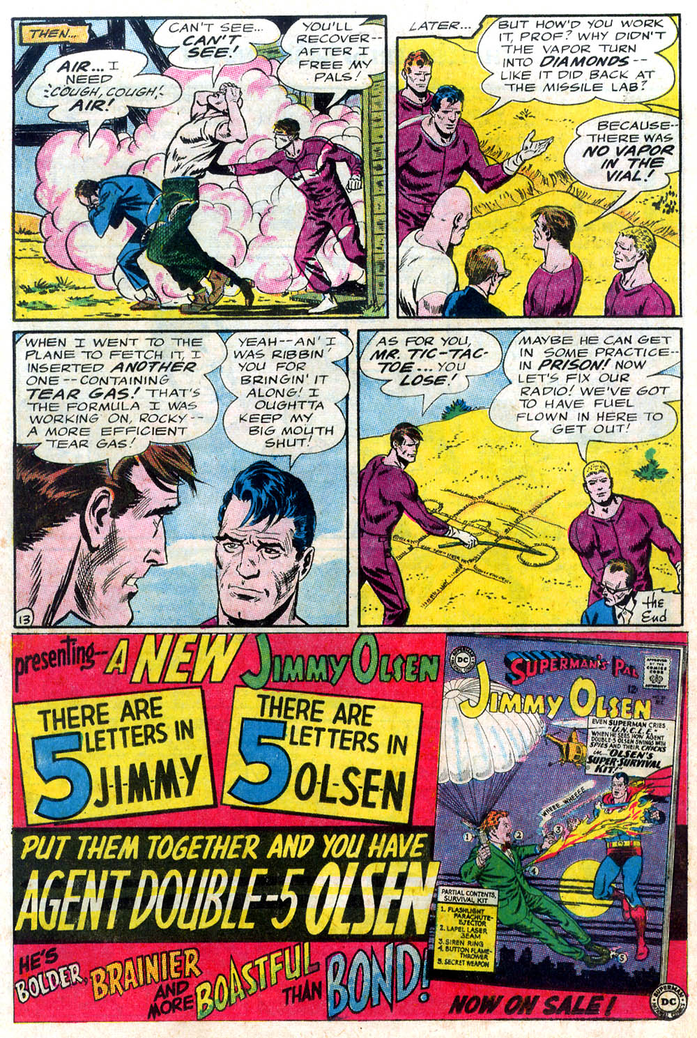 Challengers of the Unknown (1958) issue 47 - Page 27