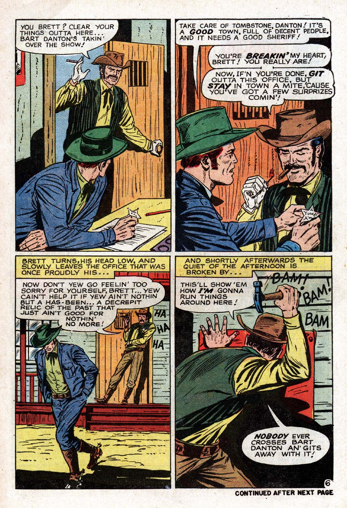 Read online Two-Gun Kid comic -  Issue #104 - 27