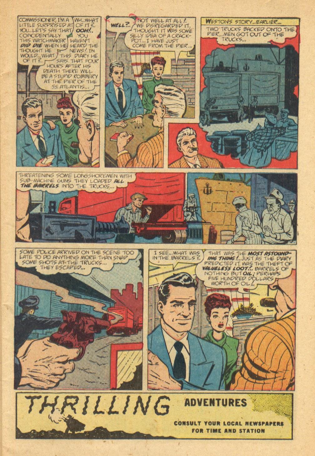 Shadow Comics #101 #94 - English 6