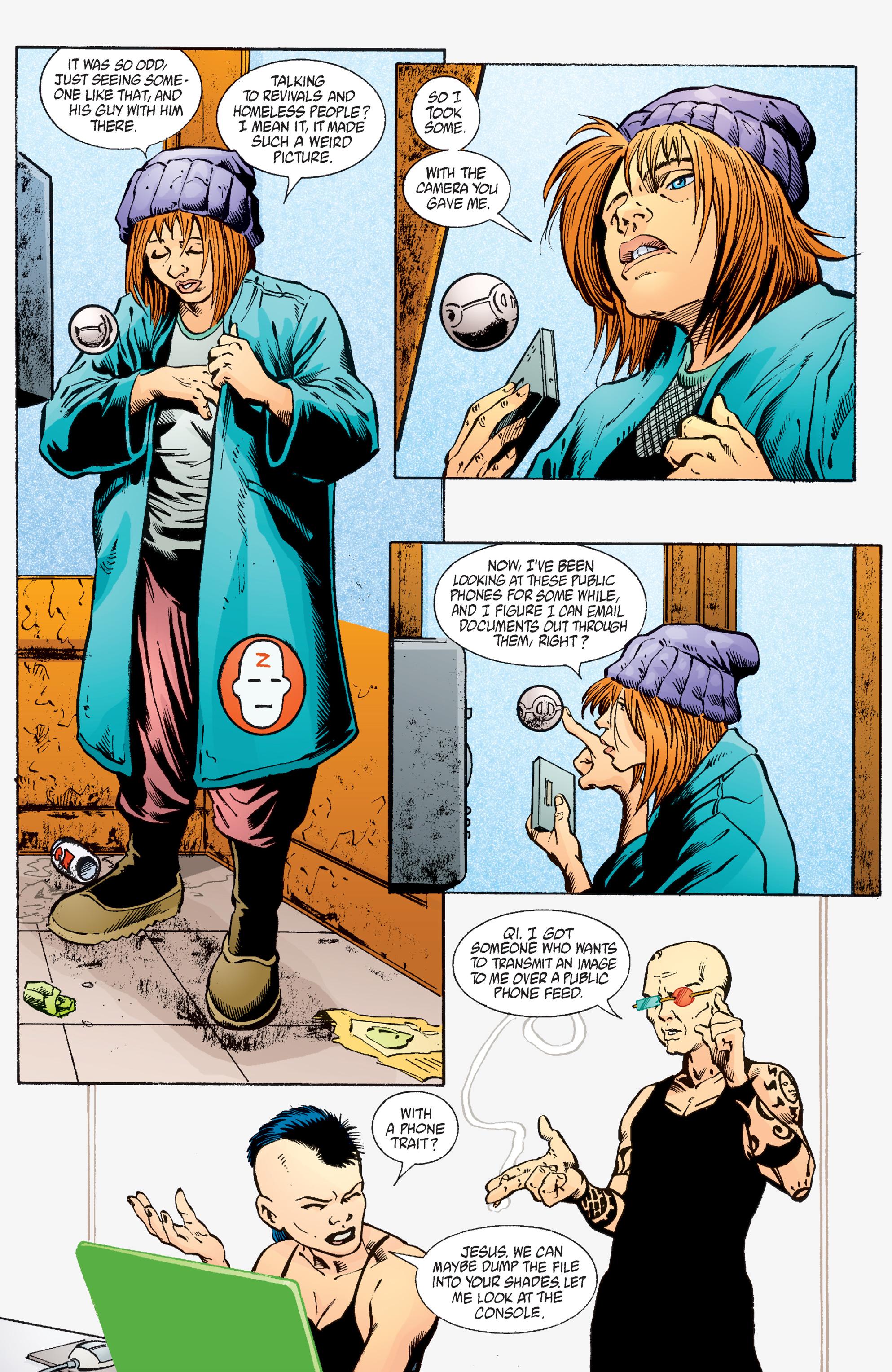 Read online Transmetropolitan comic -  Issue #57 - 14