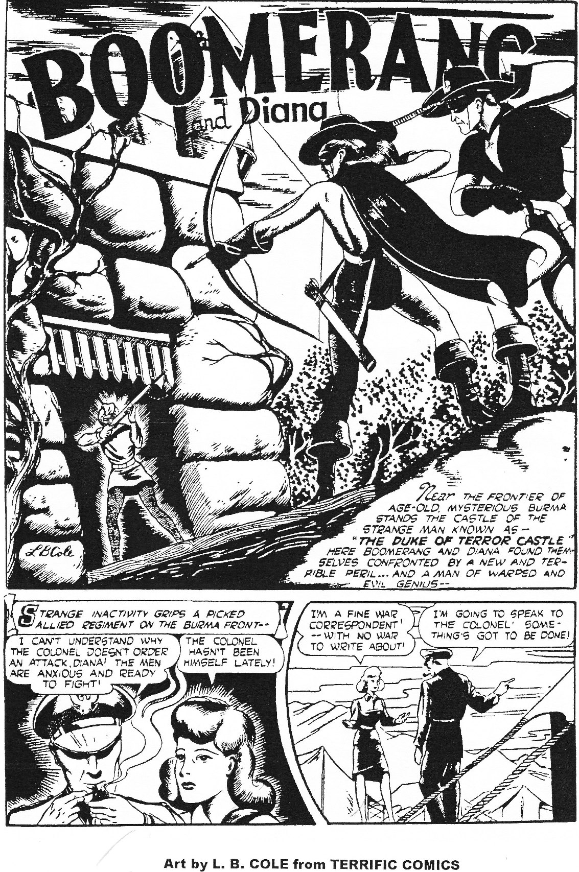 Read online Men of Mystery Comics comic -  Issue #74 - 17