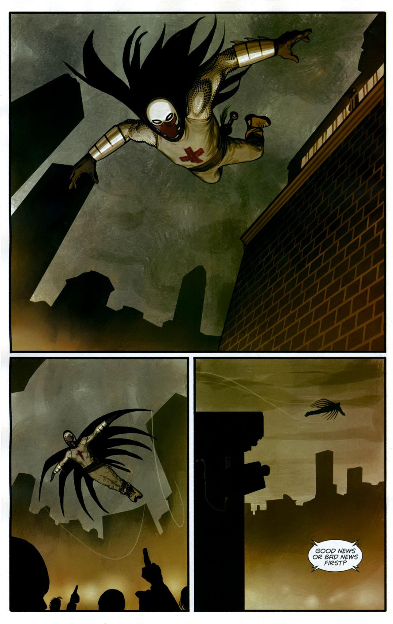 Read online Azrael: Death's Dark Knight comic -  Issue #2 - 17