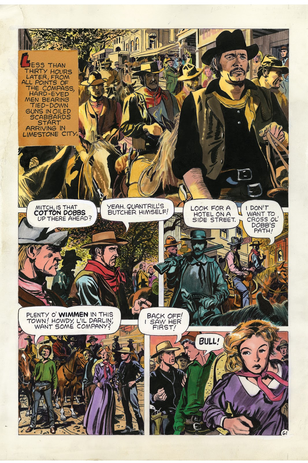 Read online Doug Wildey's Rio: The Complete Saga comic -  Issue # TPB (Part 2) - 26