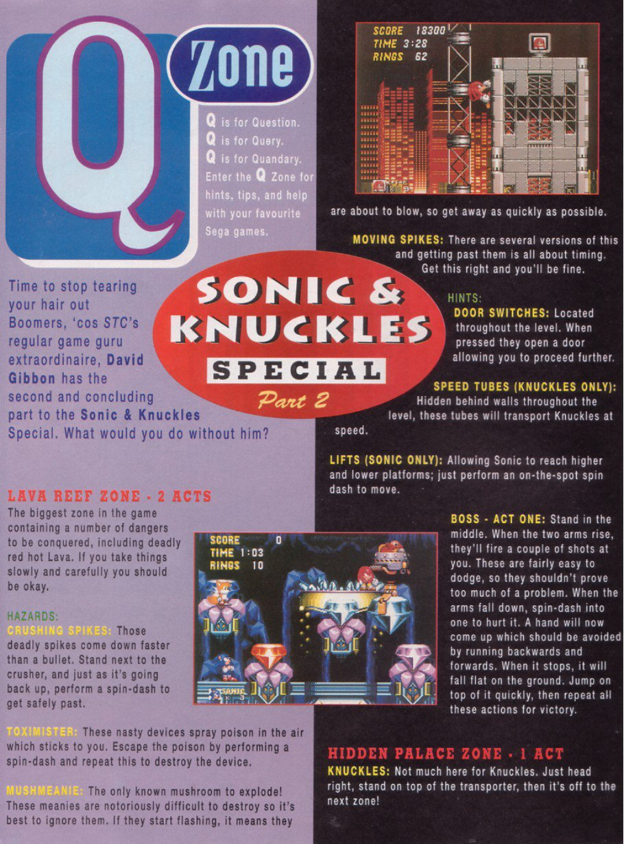 Read online Sonic the Comic comic -  Issue #44 - 26