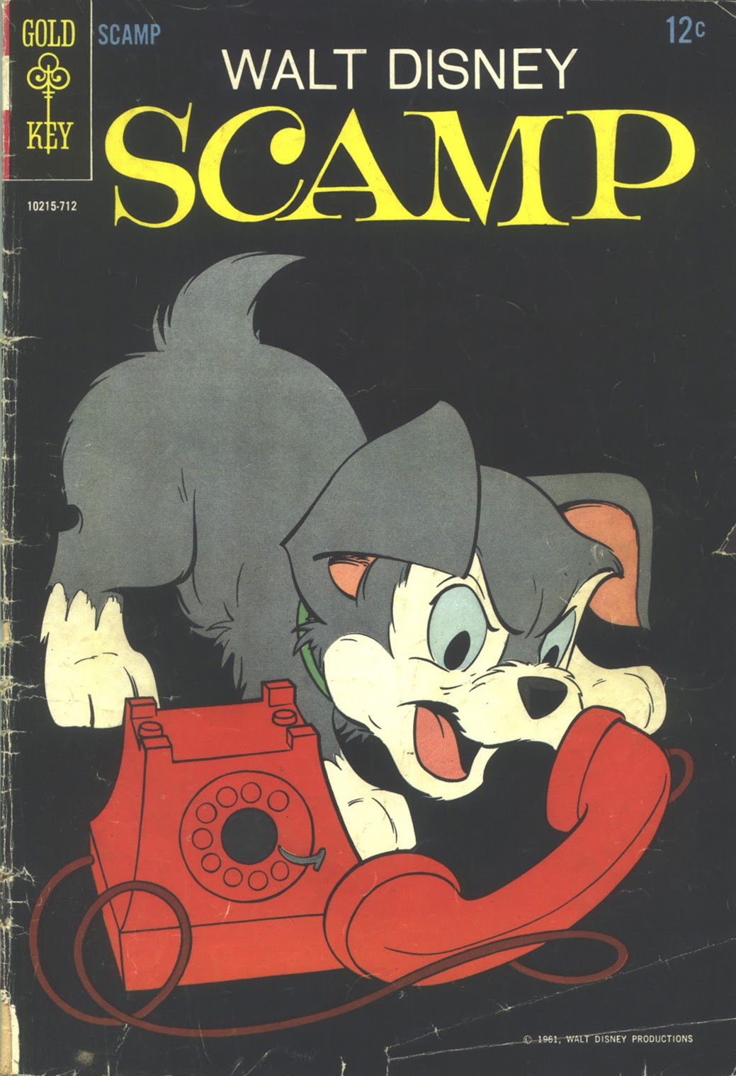 Scamp (1967) 1 Page 1