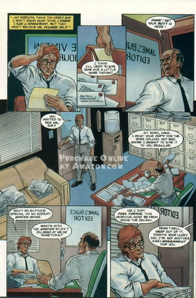 Read online Quantum Leap comic -  Issue #5 - 7