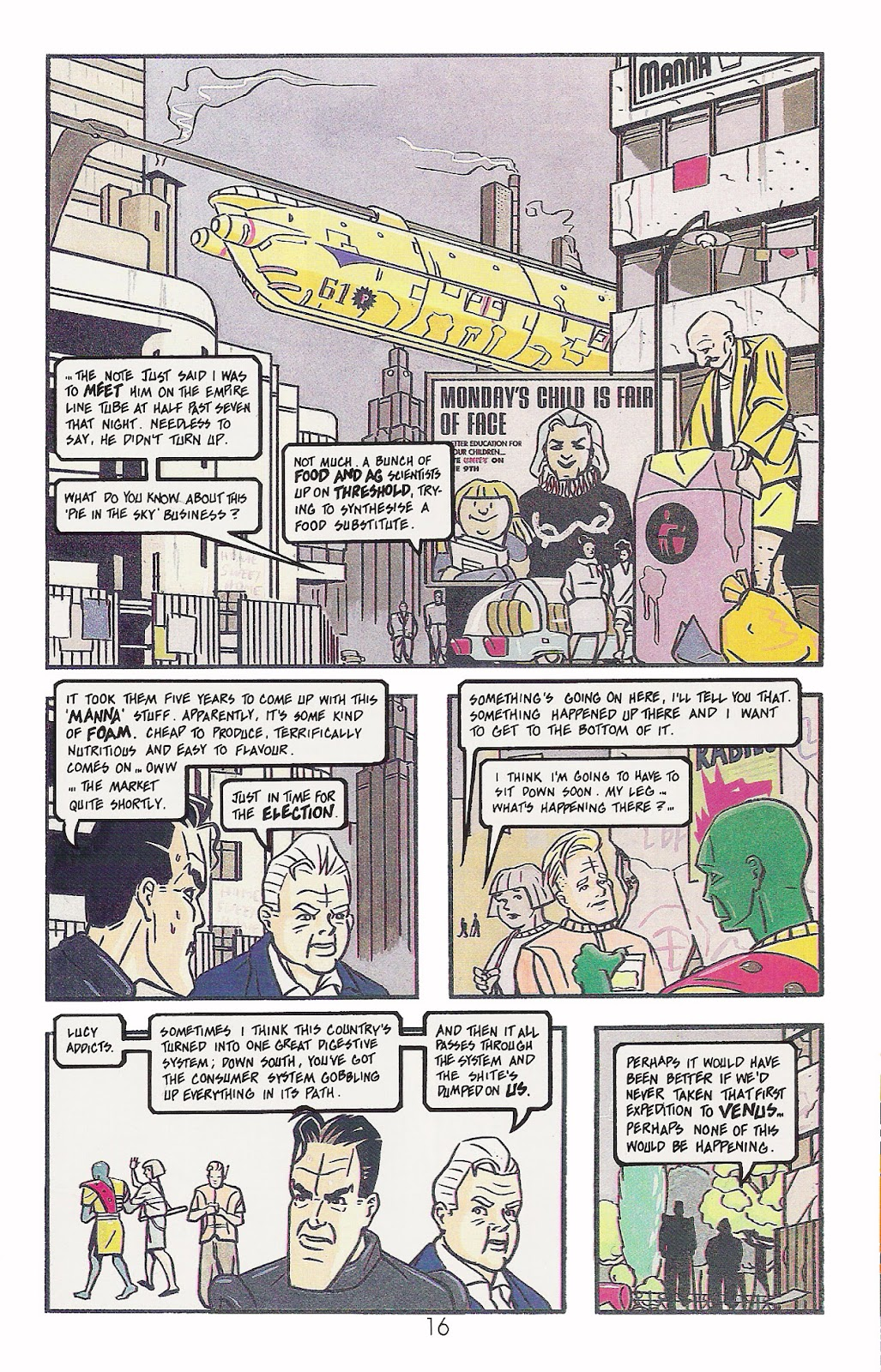 Read online Dare comic -  Issue #2 - 17