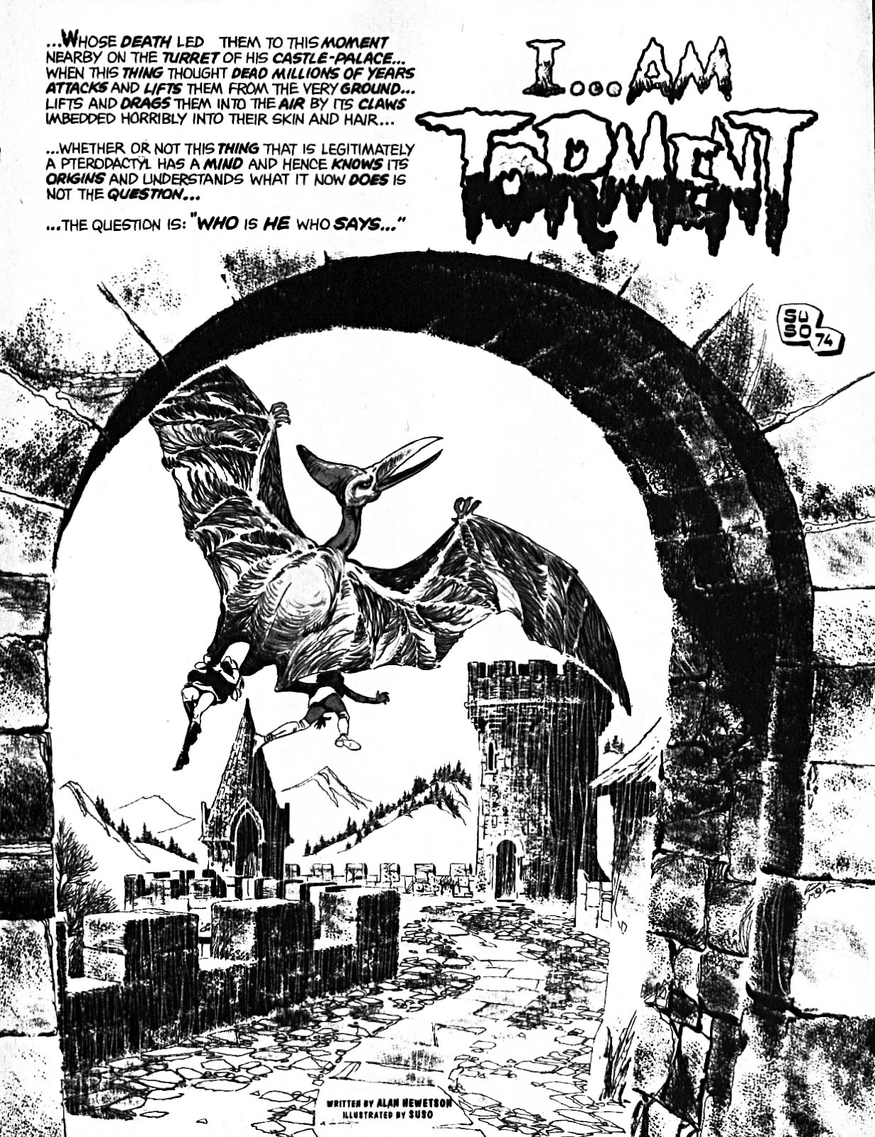Scream (1973) issue 8 - Page 47