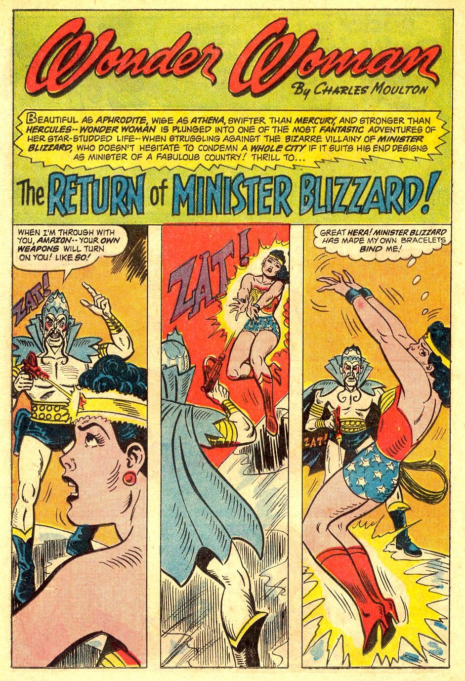 Read online Wonder Woman (1942) comic -  Issue #162 - 20
