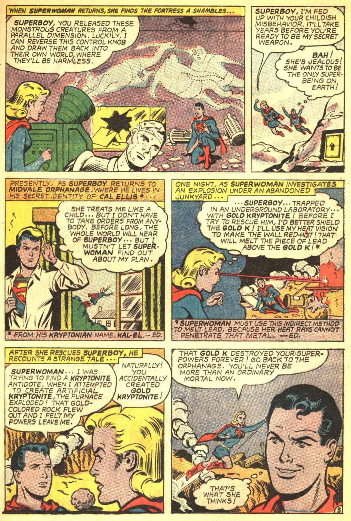 Read online Action Comics (1938) comic -  Issue #333 - 21