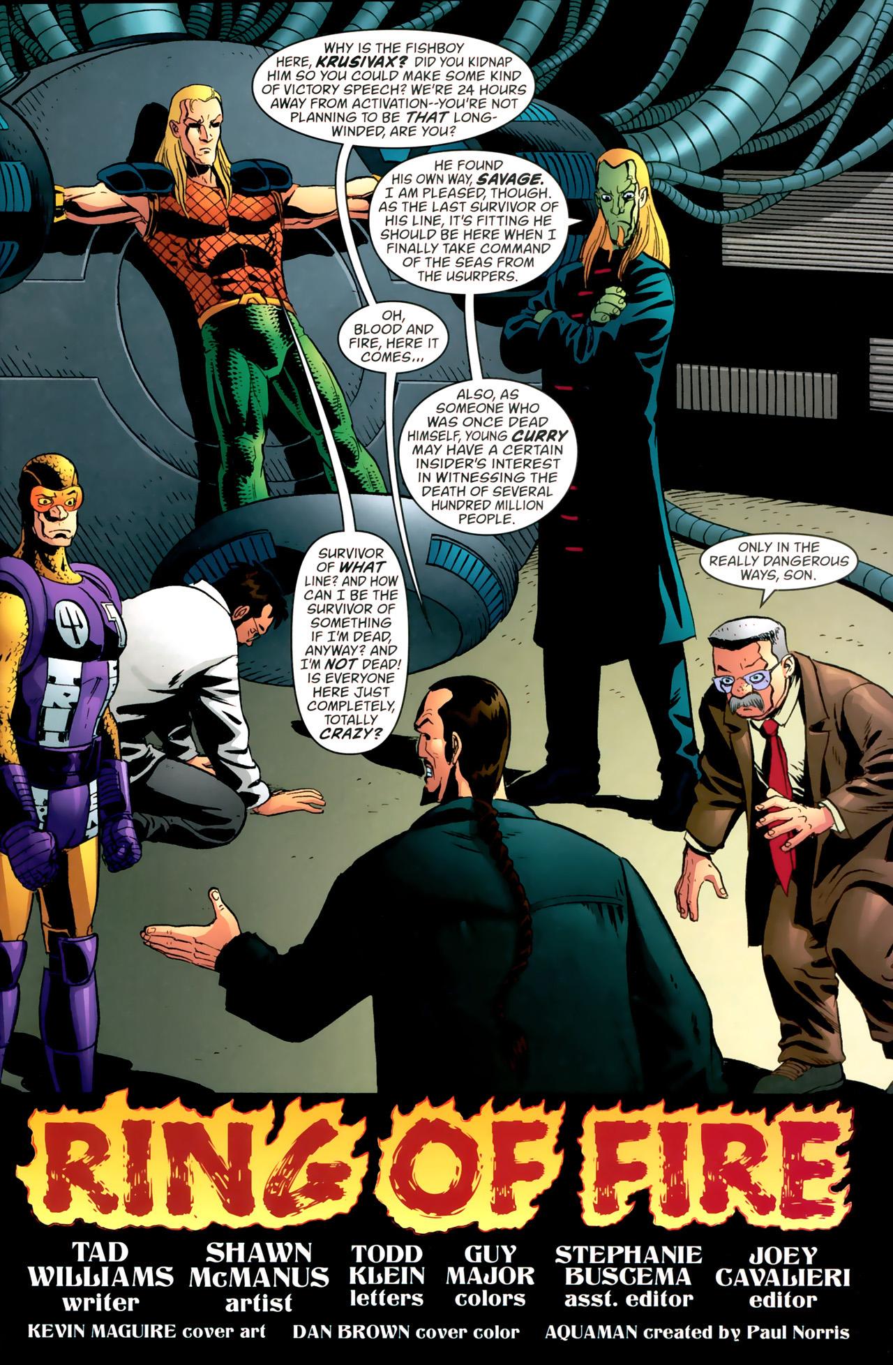 Read online Aquaman: Sword of Atlantis comic -  Issue #55 - 2