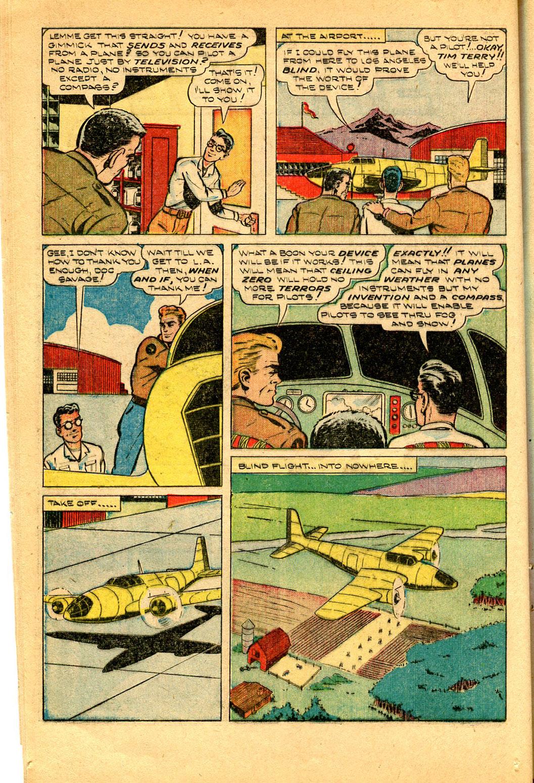 Read online Shadow Comics comic -  Issue #97 - 18