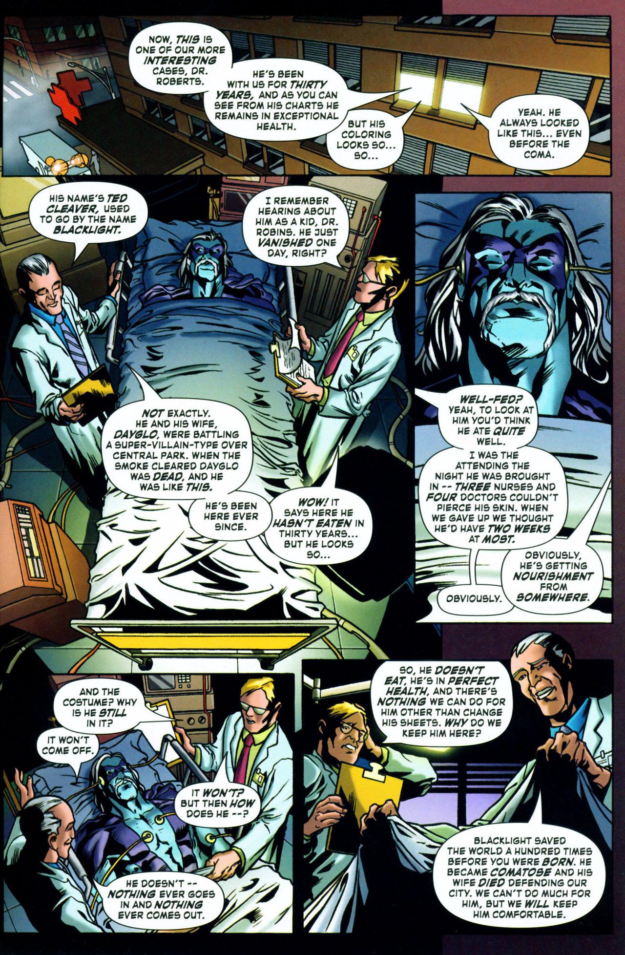 Read online ShadowHawk (2005) comic -  Issue #1 - 3
