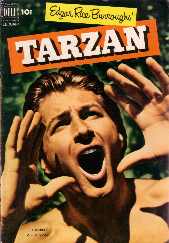 Tarzan (1948) issue 29 - Page 1