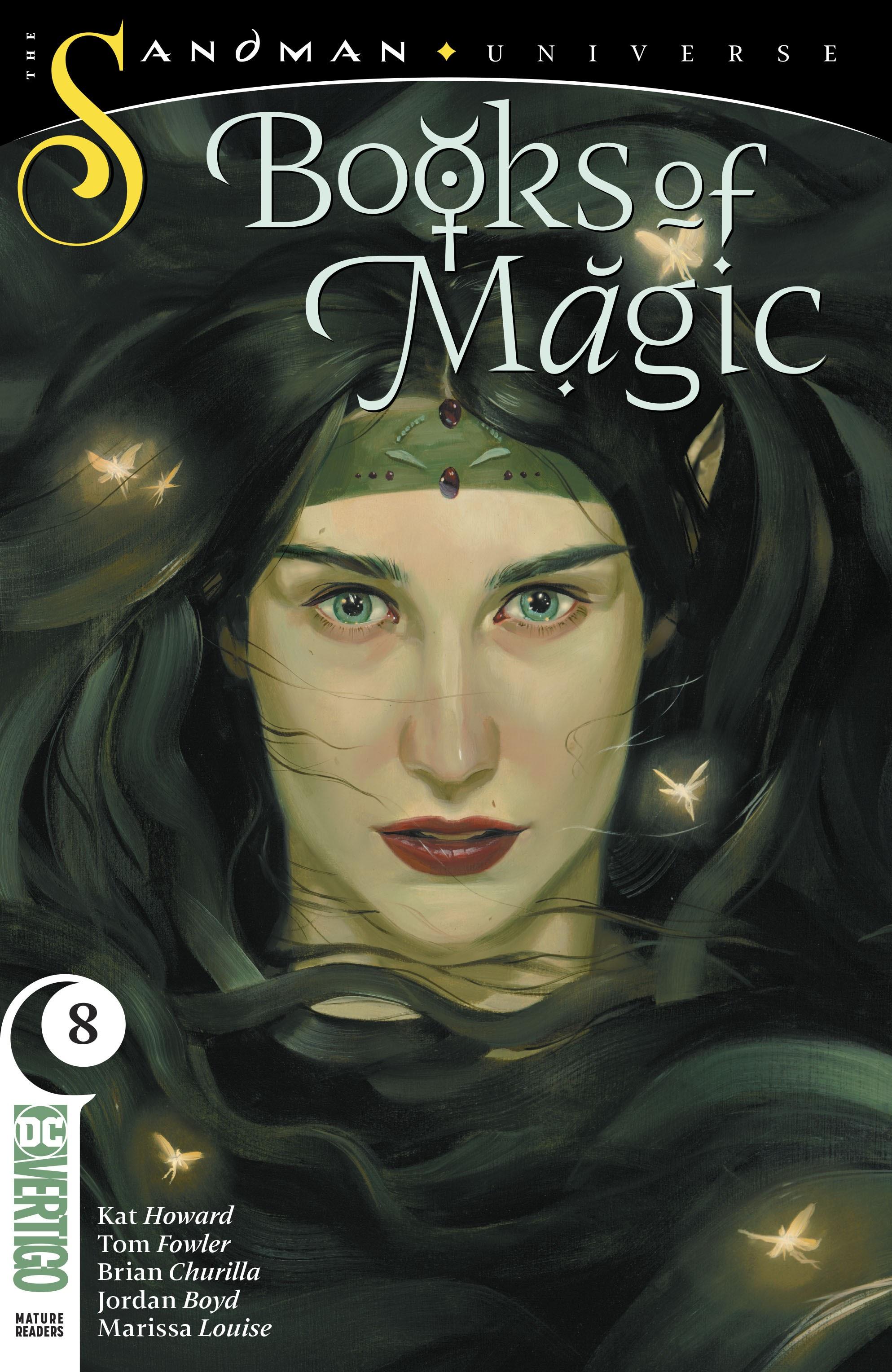 Books of Magic 2018 Issue 8