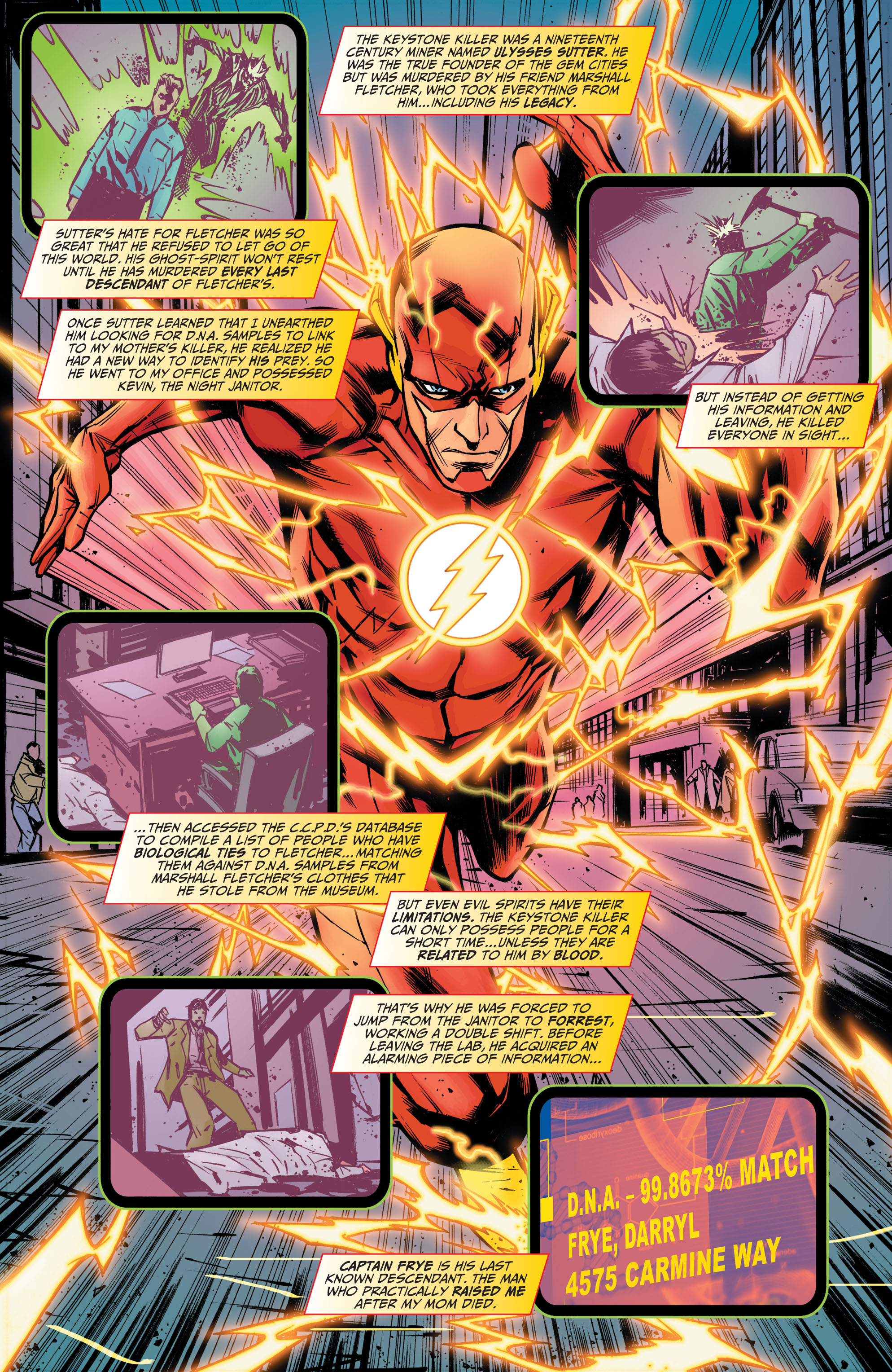 Read online The Flash (2011) comic -  Issue # _TPB 5 - 108